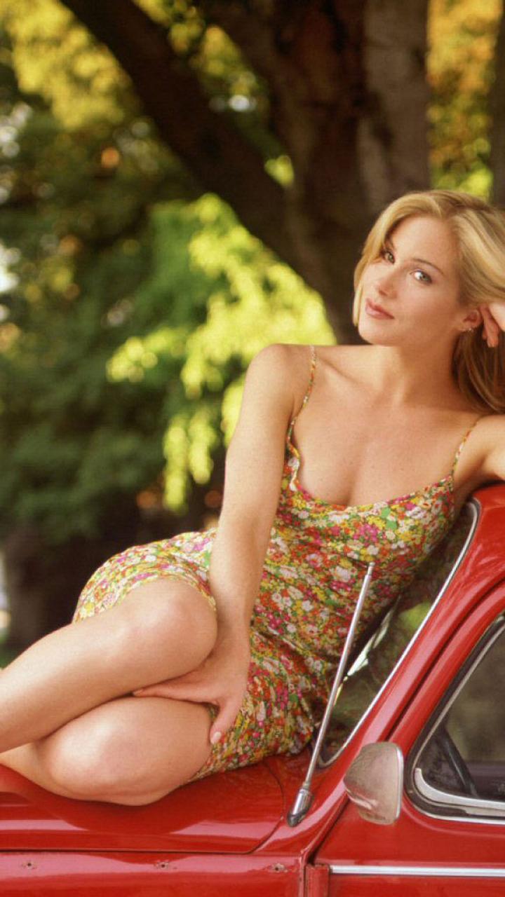 Christina Applegate Sexy Photoshoot, Hd Wallpaper-4278