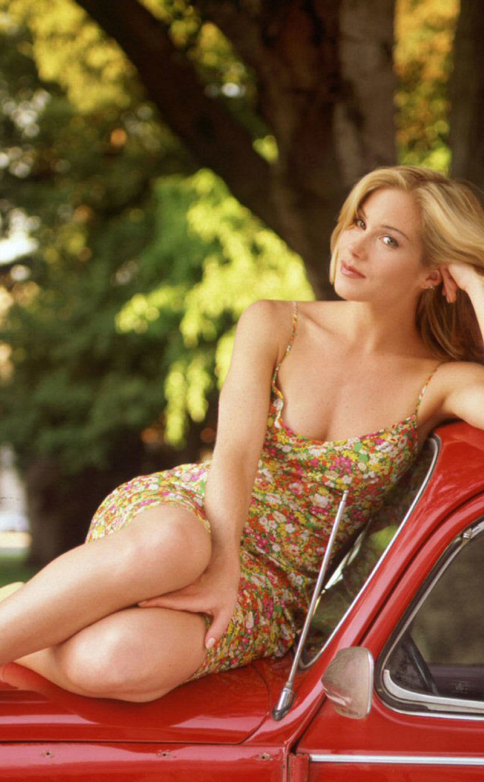 Christina Applegate Sexy Photoshoot, Hd Wallpaper-4795