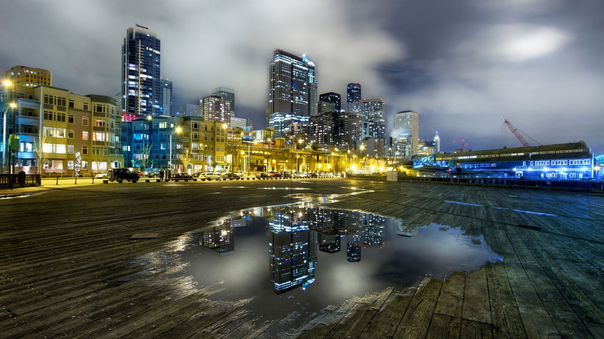1920x1080 City Seattle Usa 1080p Laptop Full Hd Wallpaper Hd City 4k Wallpapers Images Photos And Background