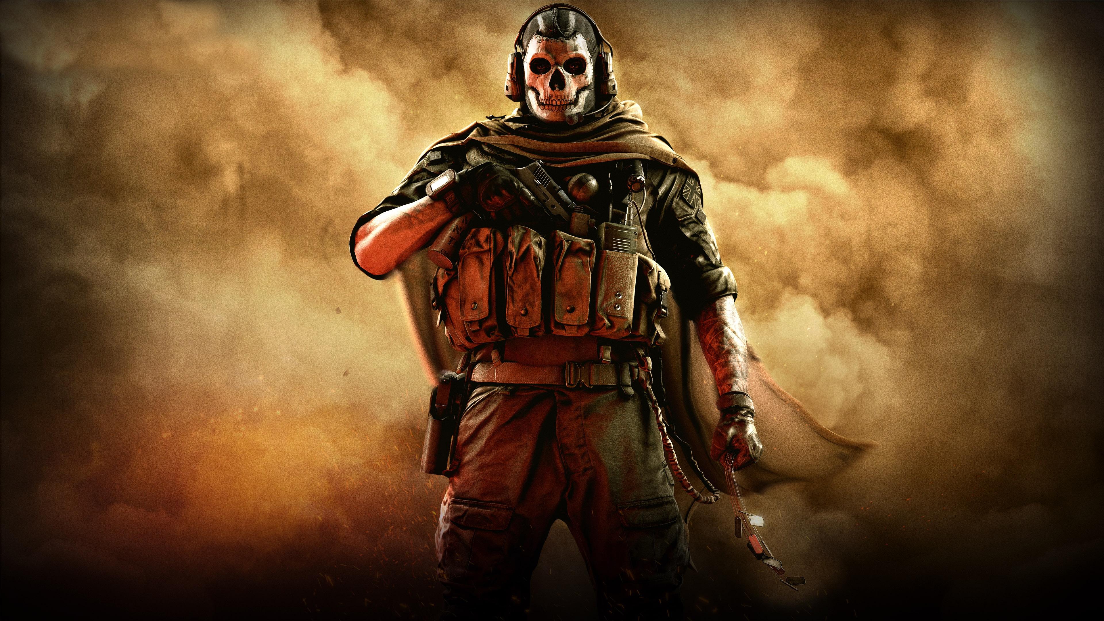 3840x2160 CoD Modern Warfare Poster 4K Wallpaper, HD Games ...