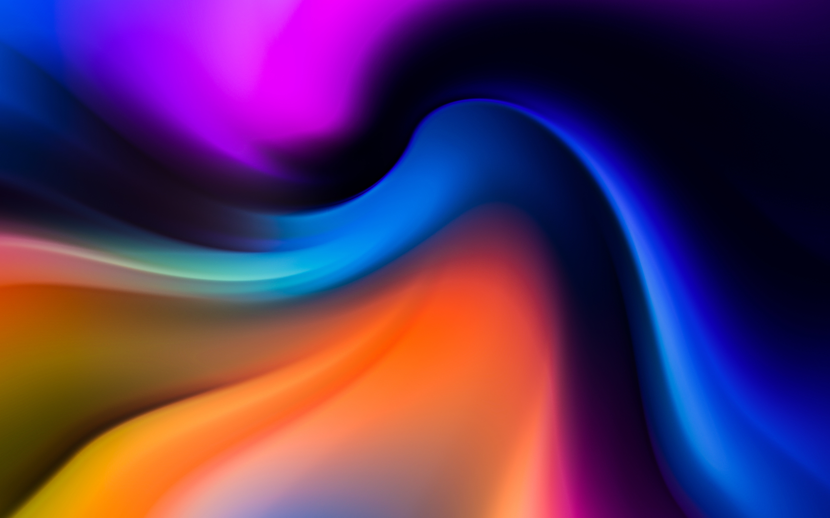 Color Noise 8K Wallpaper in 1680x1050 Resolution