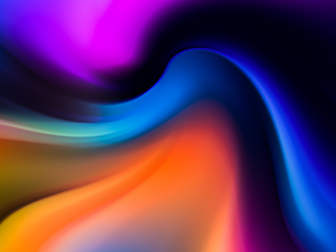 Color Noise 8K Wallpaper in 1400x1050 Resolution