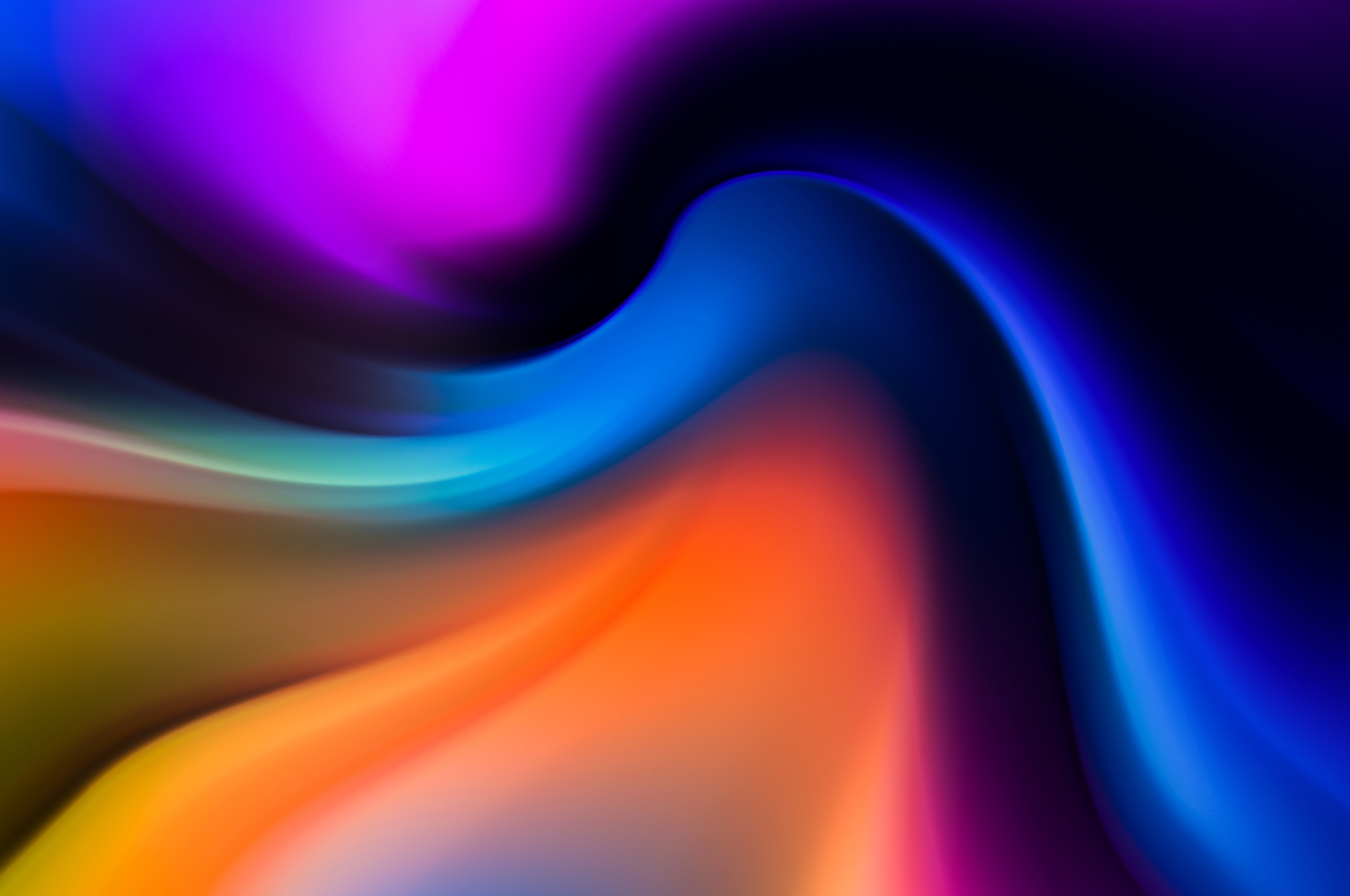 Color Noise 8K Wallpaper in 2560x1700 Resolution