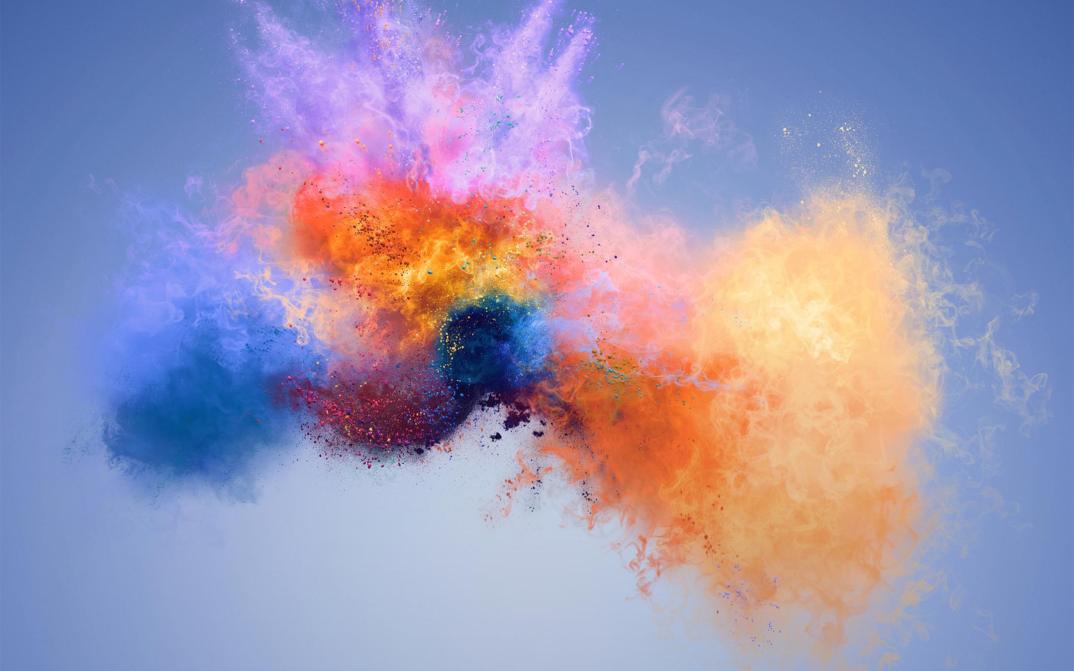 Huawei Wallpaper: Download Colors Huawei Honor 7x Stock 5120x2880 Resolution