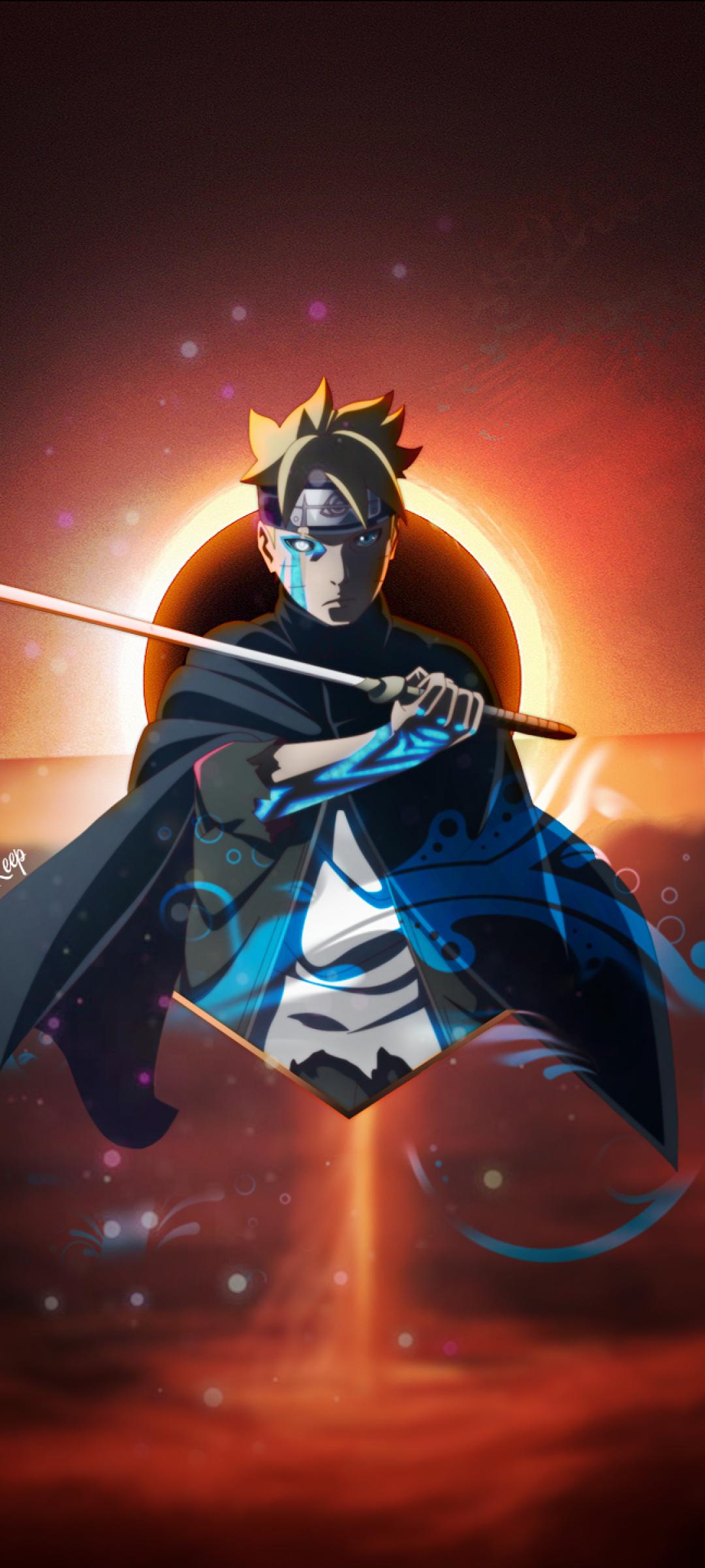 1080x2400 Cool Boruto Uzumaki Art 1080x2400 Resolution Wallpaper, HD Anime 4K Wallpapers, Images ...