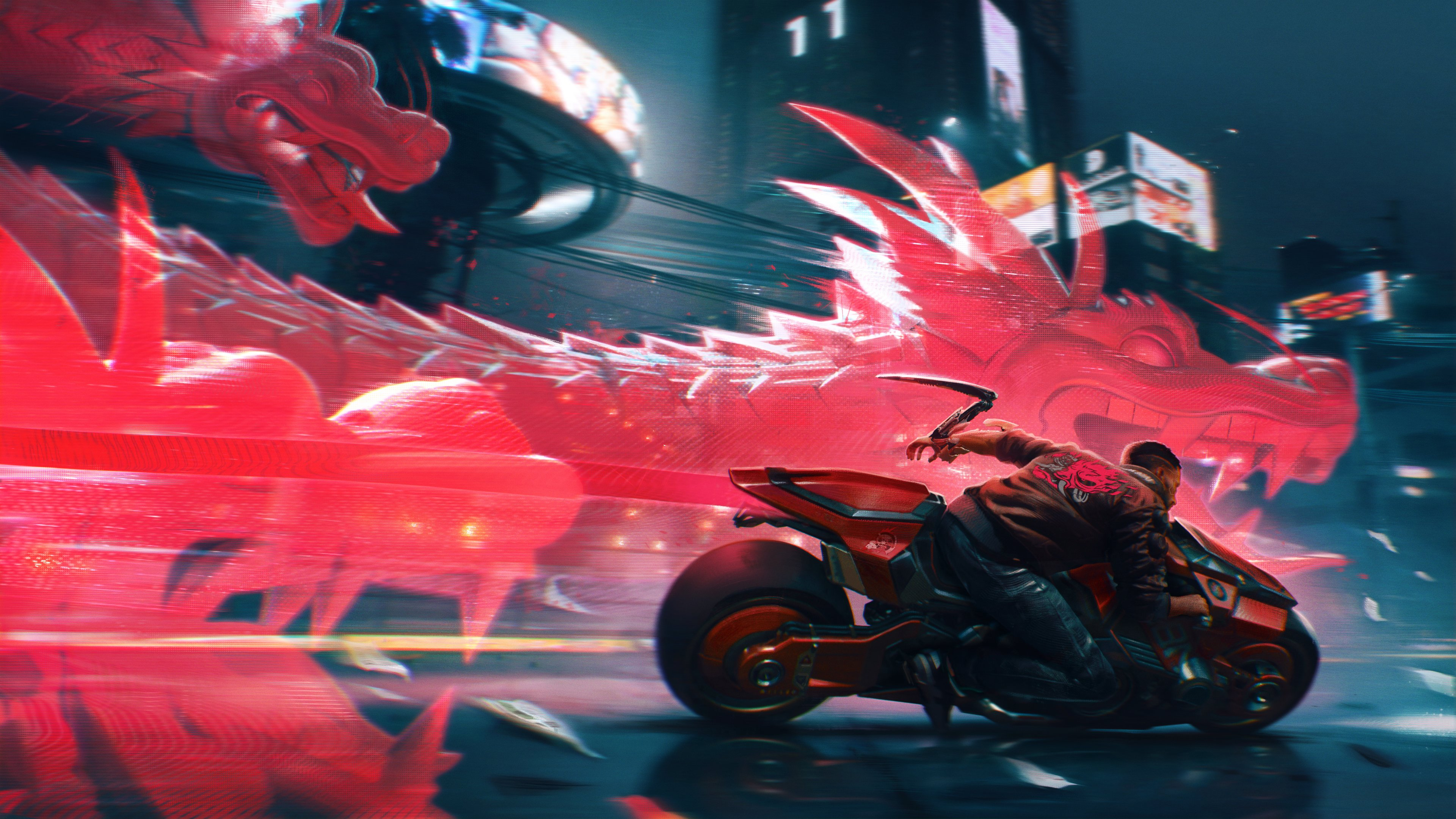 Cool Cyberpunk 2077 4K 2020 Wallpaper, HD Games 4K ...