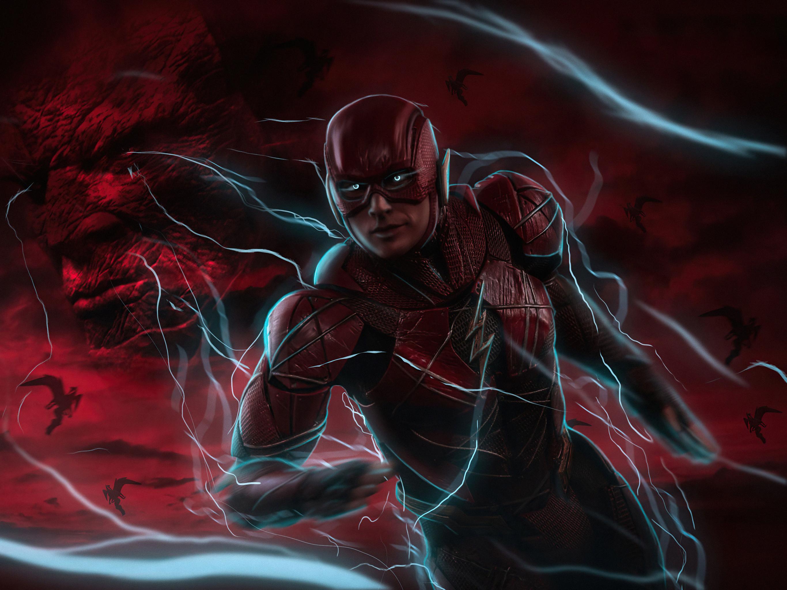 2732x2048 Cool Flash Art 2732x2048 ...