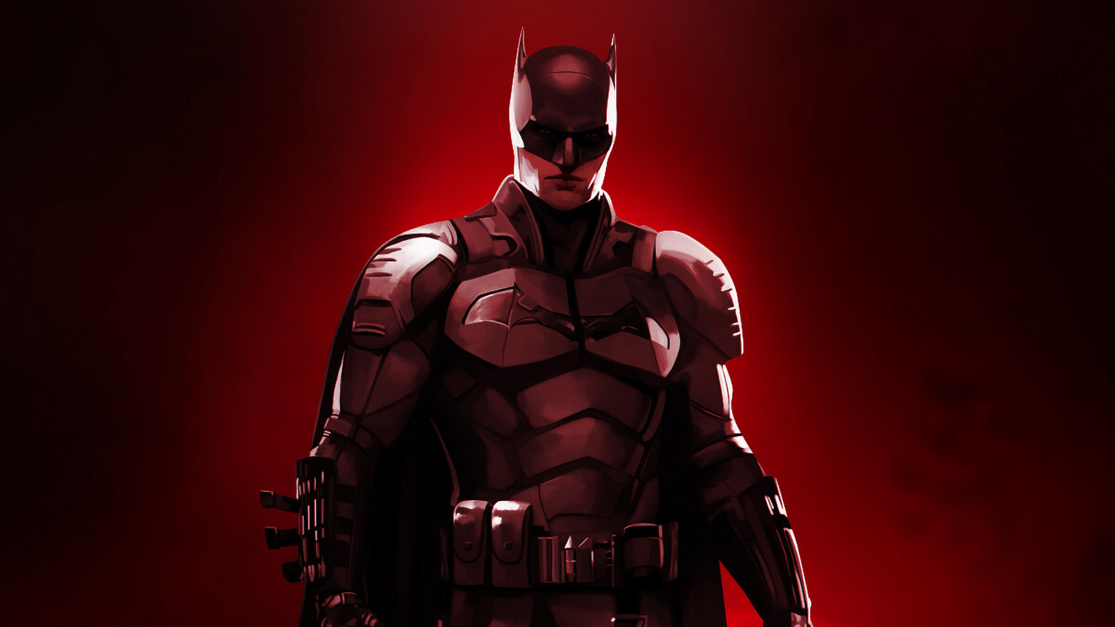 3840x2160 Cool Robert Pattinson as Batman 4K Wallpaper, HD ...