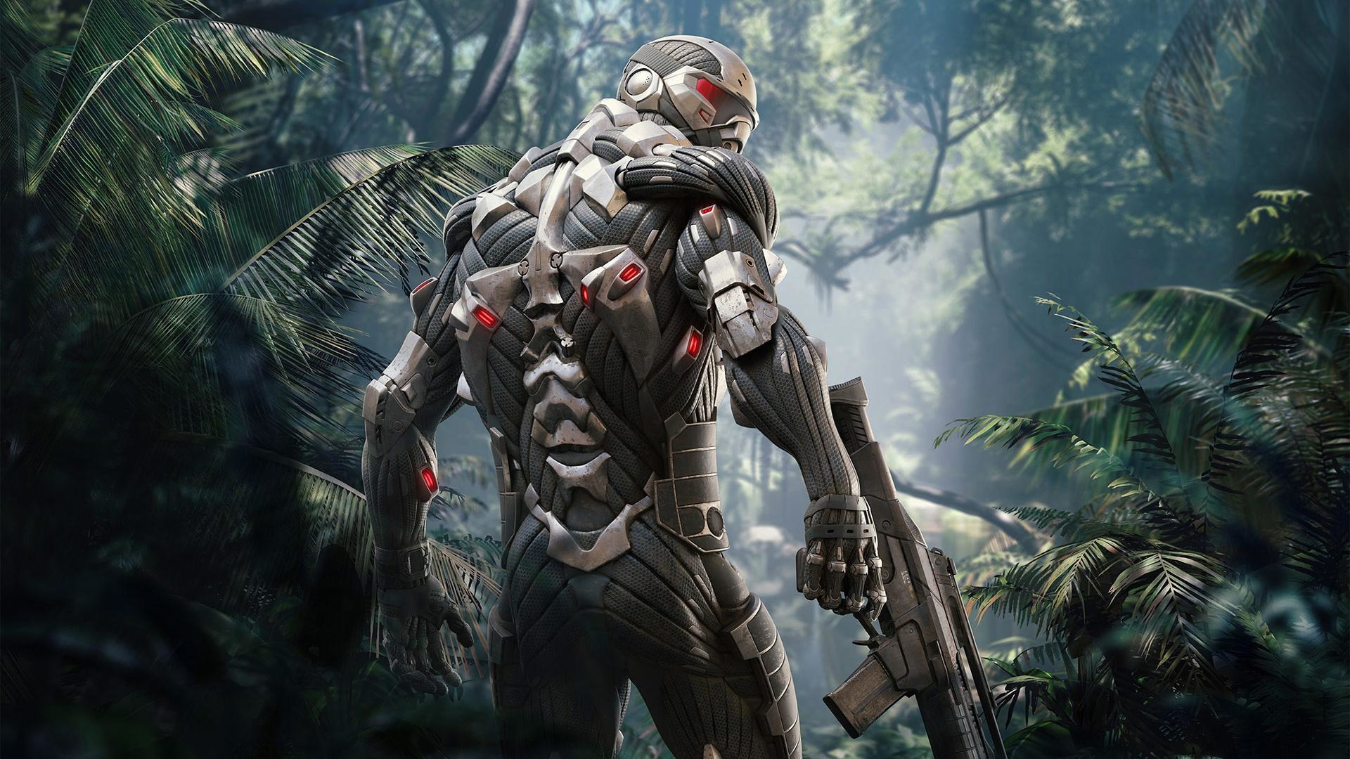 Crysis Remastered Game Wallpaper Hd Games 4k Wallpapers Images Photos And Background