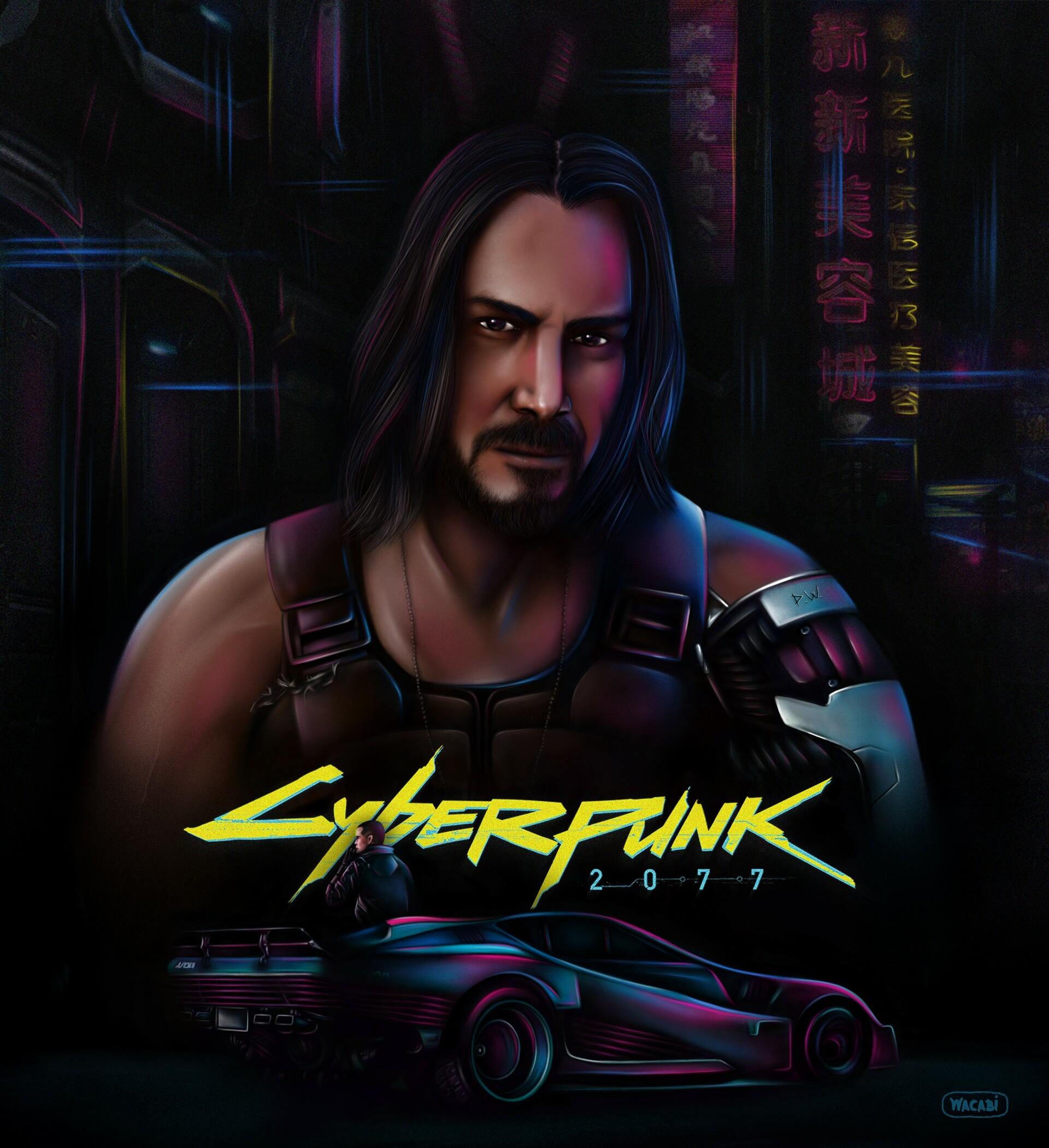 Cyberpunk 2077 Fan Art Wallpaper, HD Artist 4K Wallpapers ...