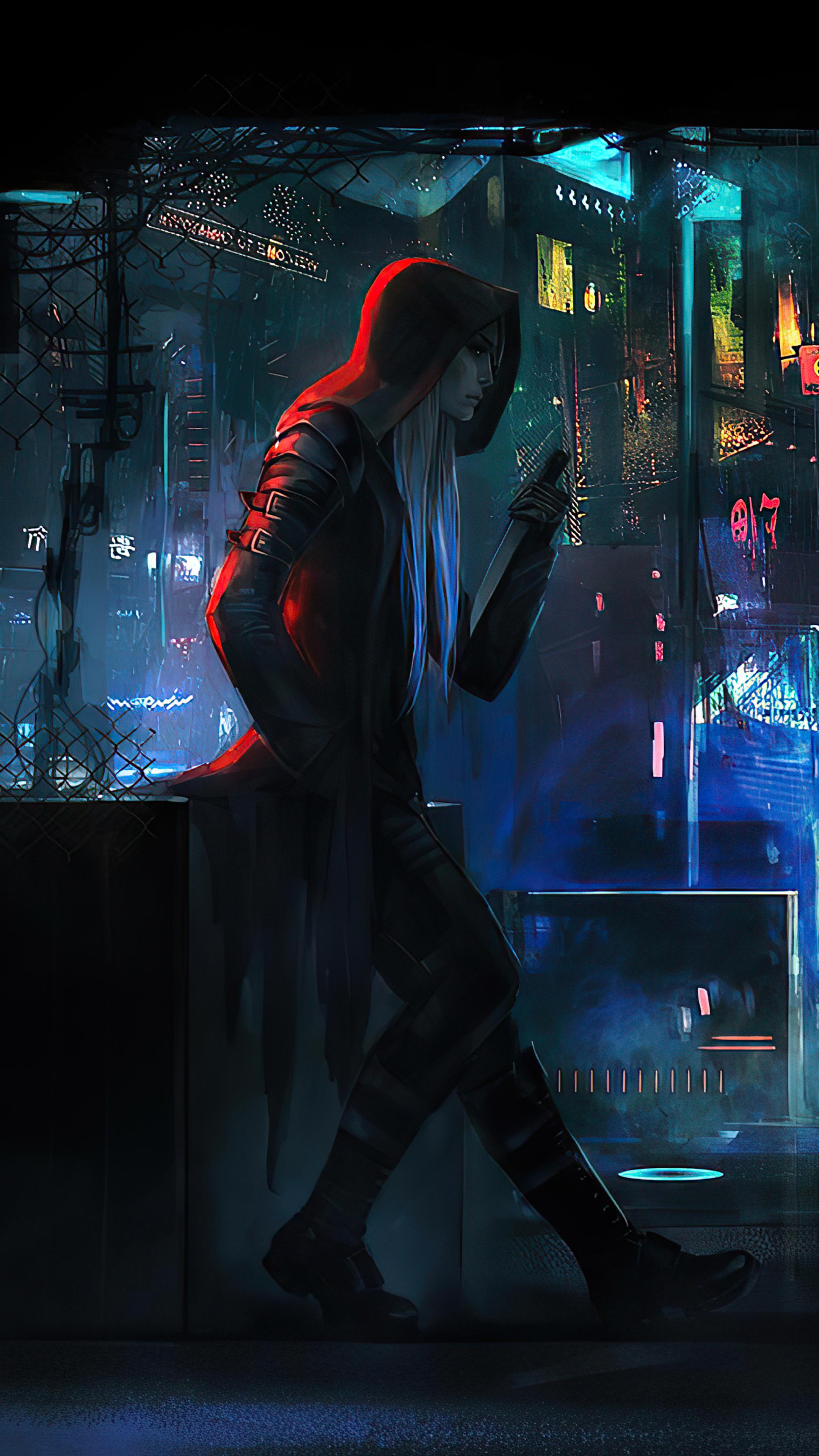 2160x3840 PUBG Girl with Weapon Sony Xperia X,XZ,Z5