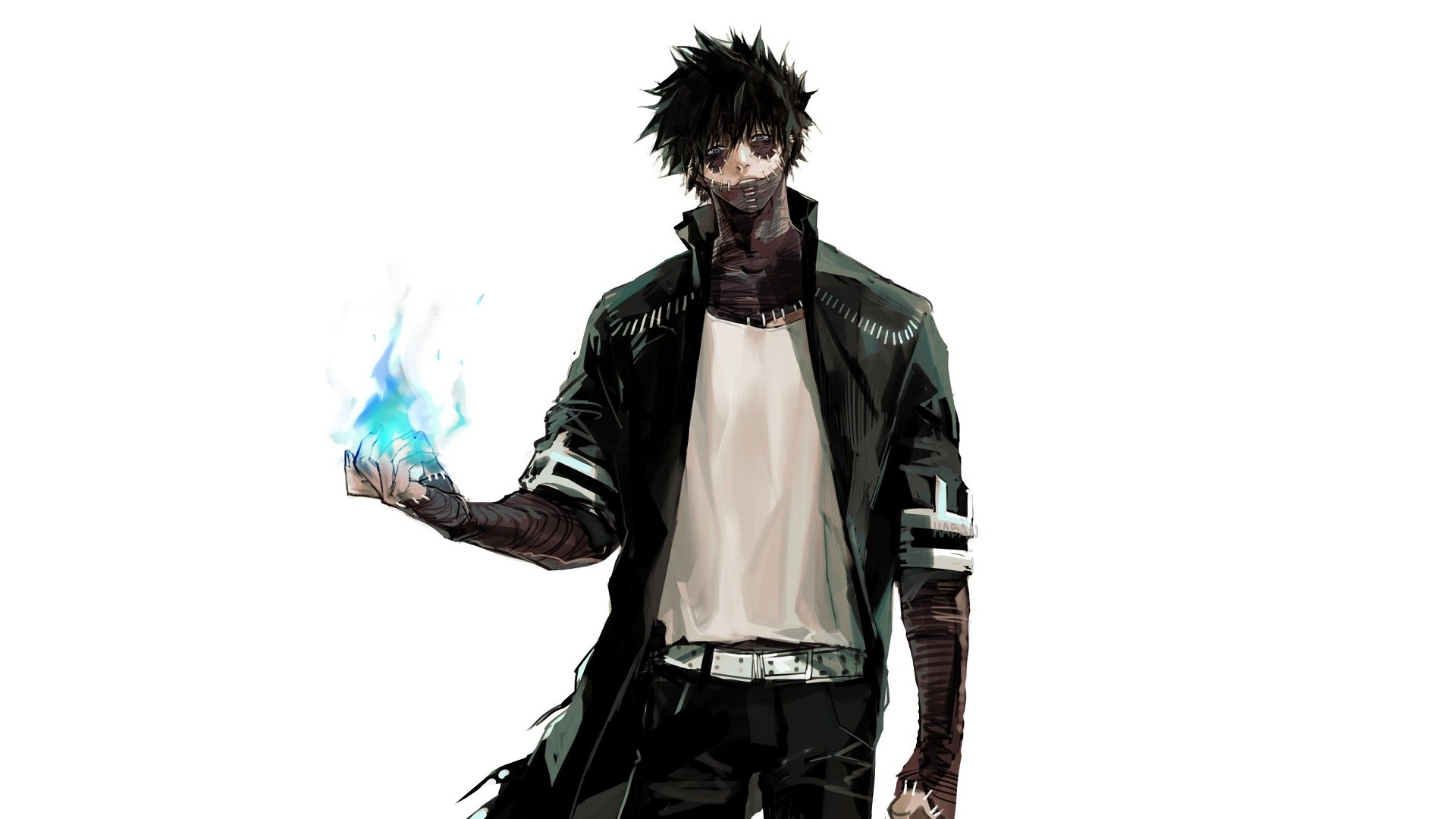 Dabi Fanart Wallpaper Hd Anime 4k Wallpapers Images