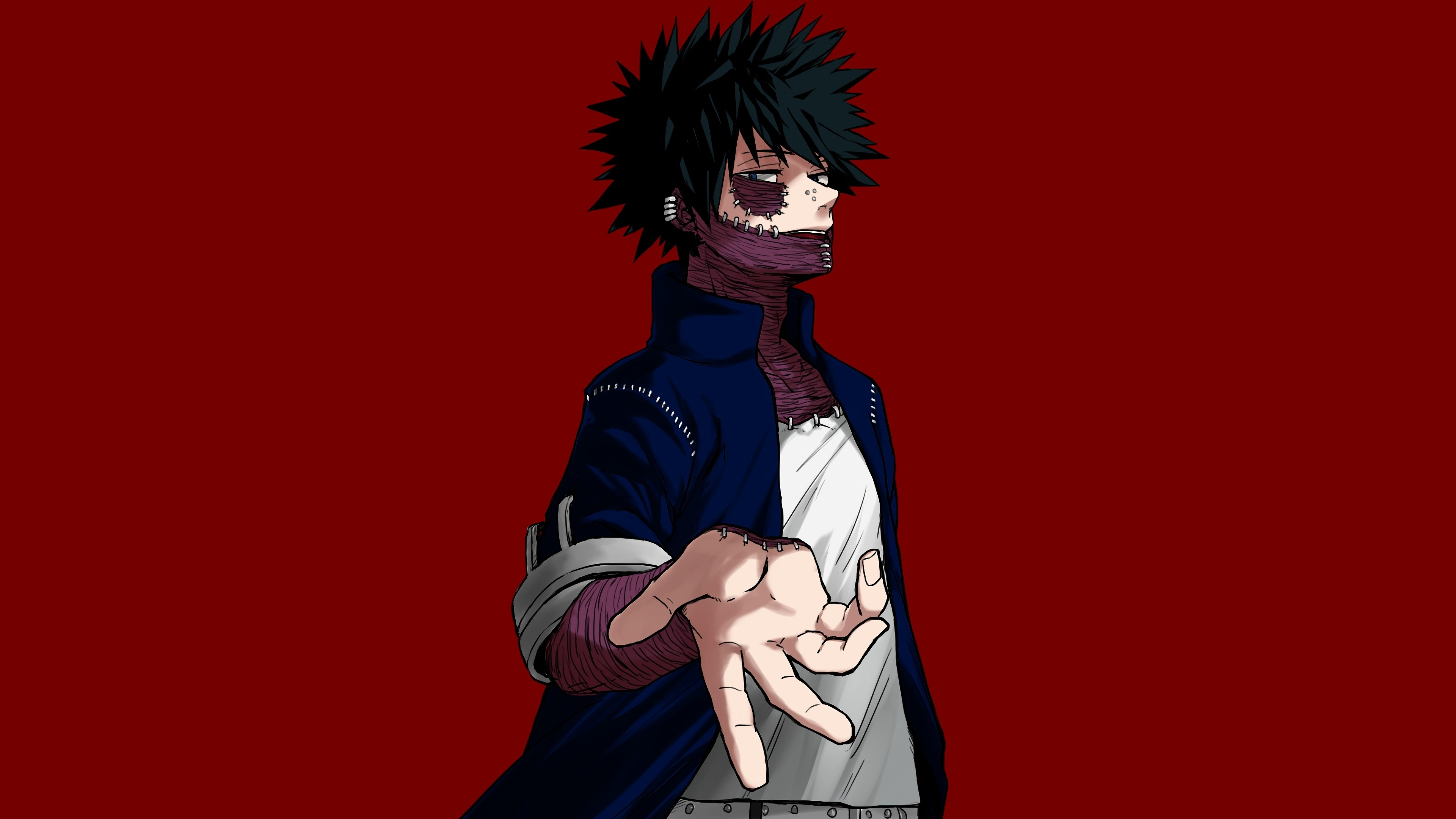 Dabi My Hero Academia Wallpaper Hd Anime 4k Wallpapers
