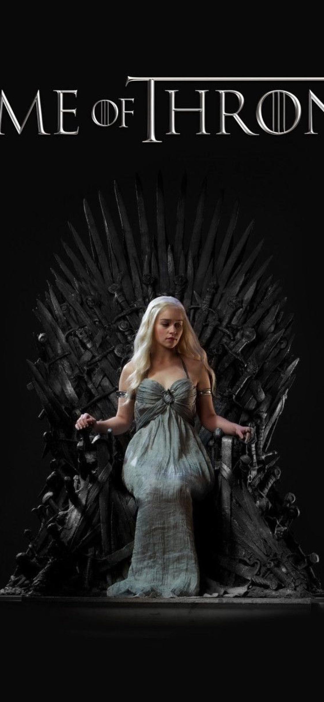 1125x2436 Daenerys Targaryen Game Of Thrones Tv Show
