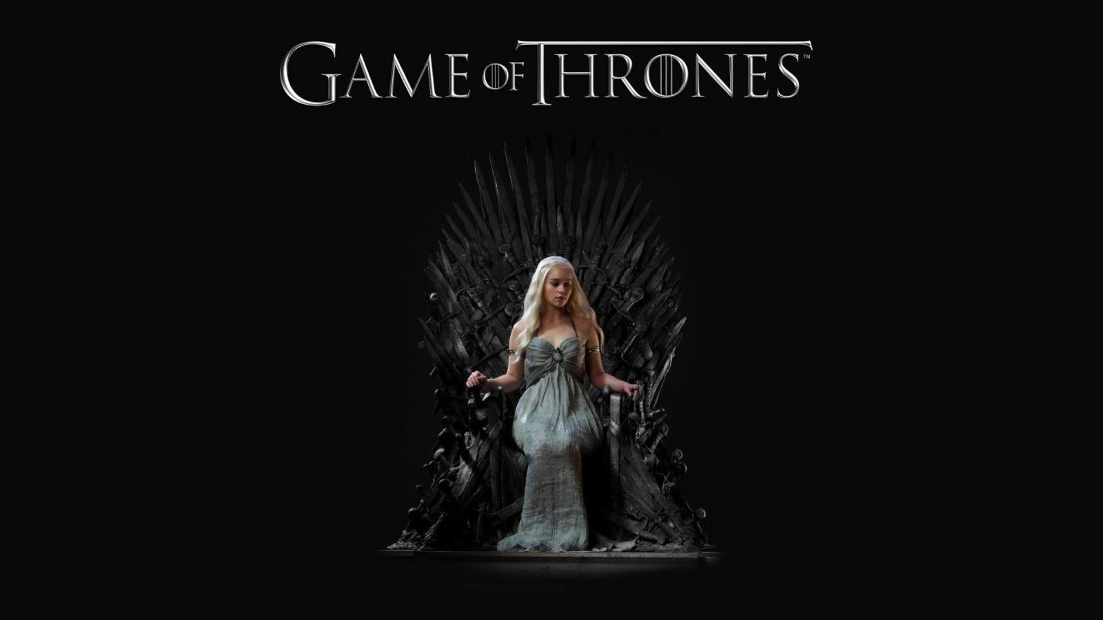 1600x900 Daenerys Targaryen Game Of Thrones Tv Show