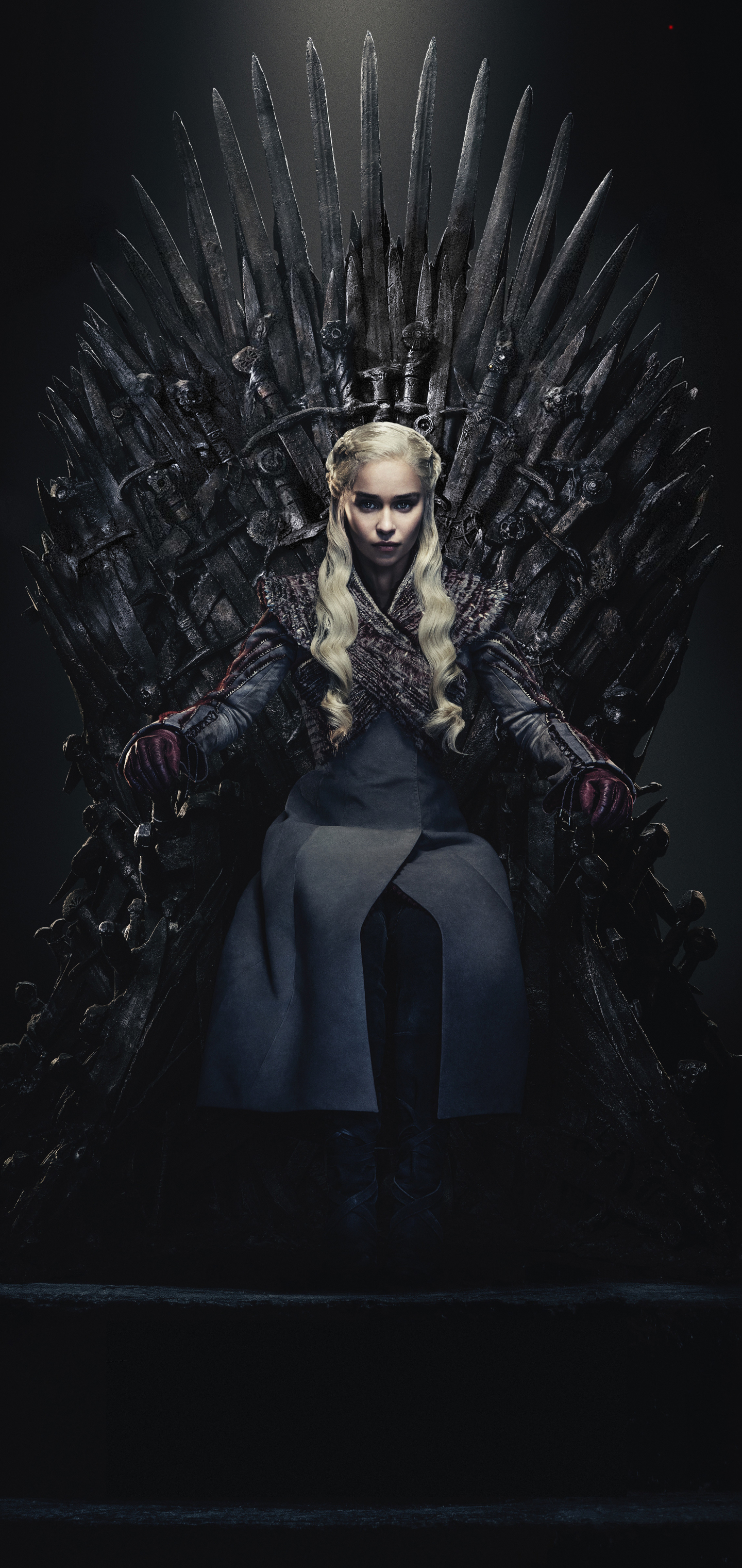 1440x3040 Daenerys Targaryen Queen Of the Ashes in The ...