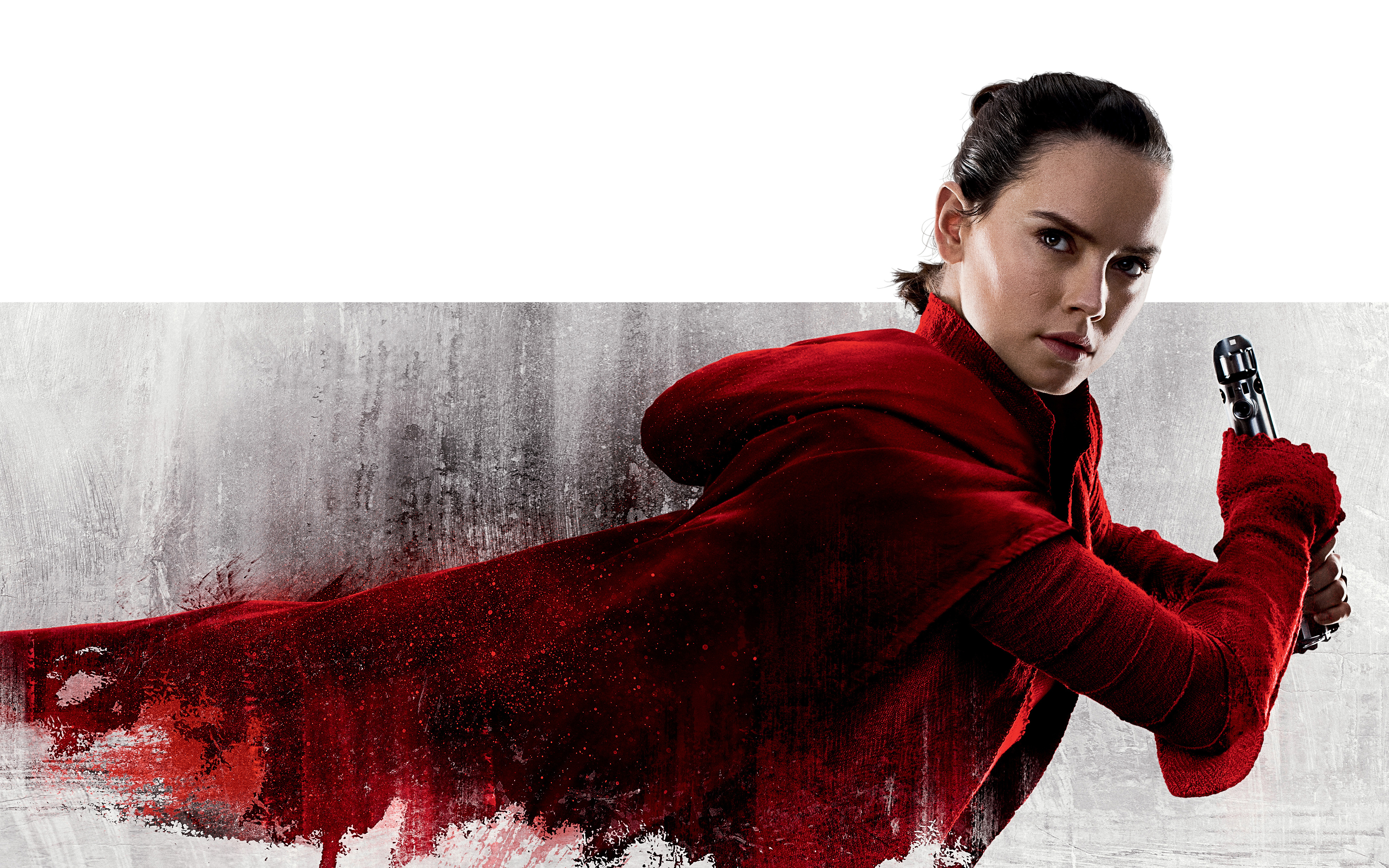2560x1024 Daisy Ridley Star Wars Episode Viii 2560x1024 Resolution Wallpaper Hd Movies 4k Wallpapers Images Photos And Background
