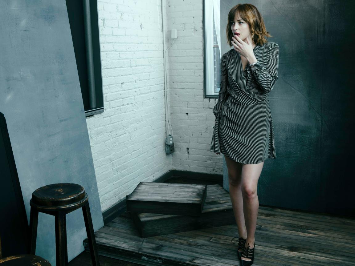 Dakota Johnson Hot 2017 Photoshoot, HD 4K Wallpaper