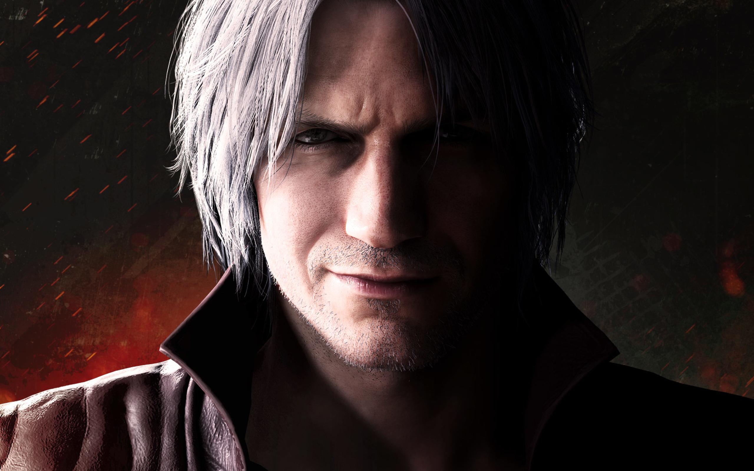 2560x1600 Dante Devil May Cry 5 2560x1600 Resolution