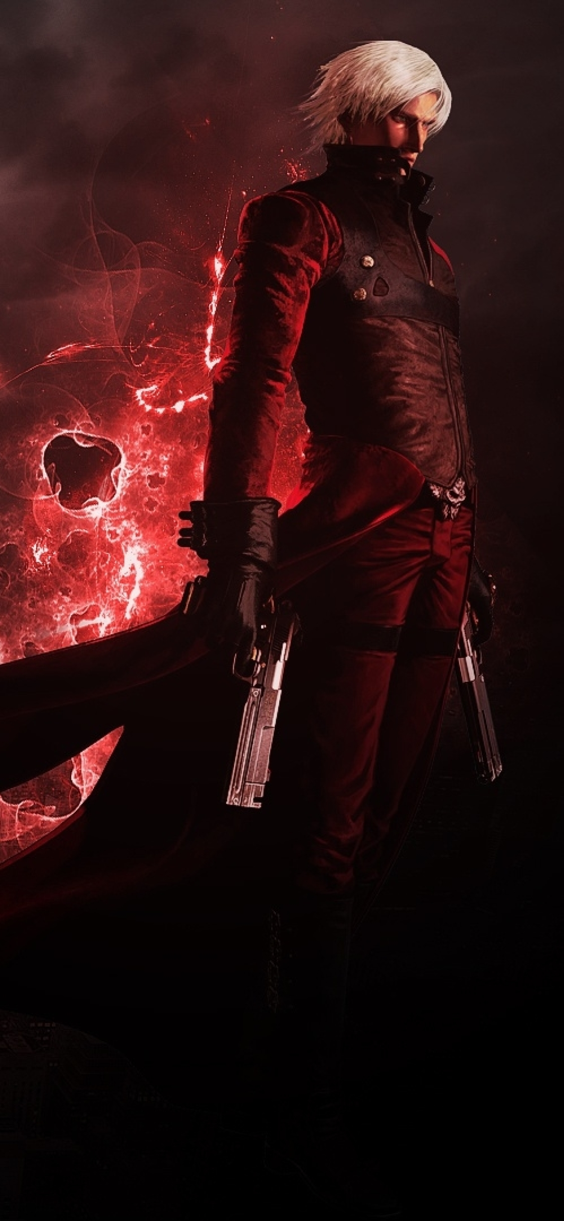 1125x2436 Dante Devil May Cry Iphone XS,Iphone 10,Iphone X ...