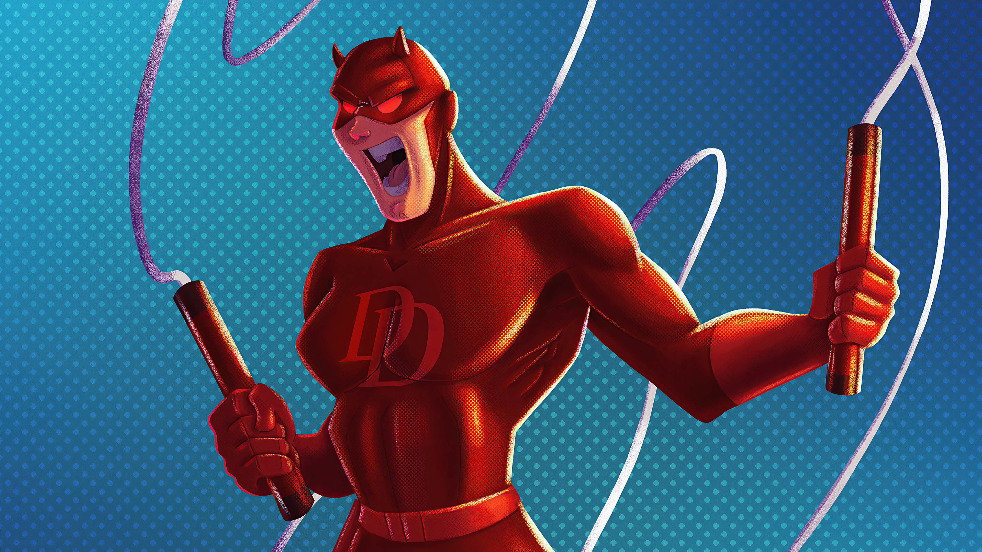 Daredevil Marvel Comic Art Wallpaper Hd Superheroes 4k Wallpapers Images Photos And Background