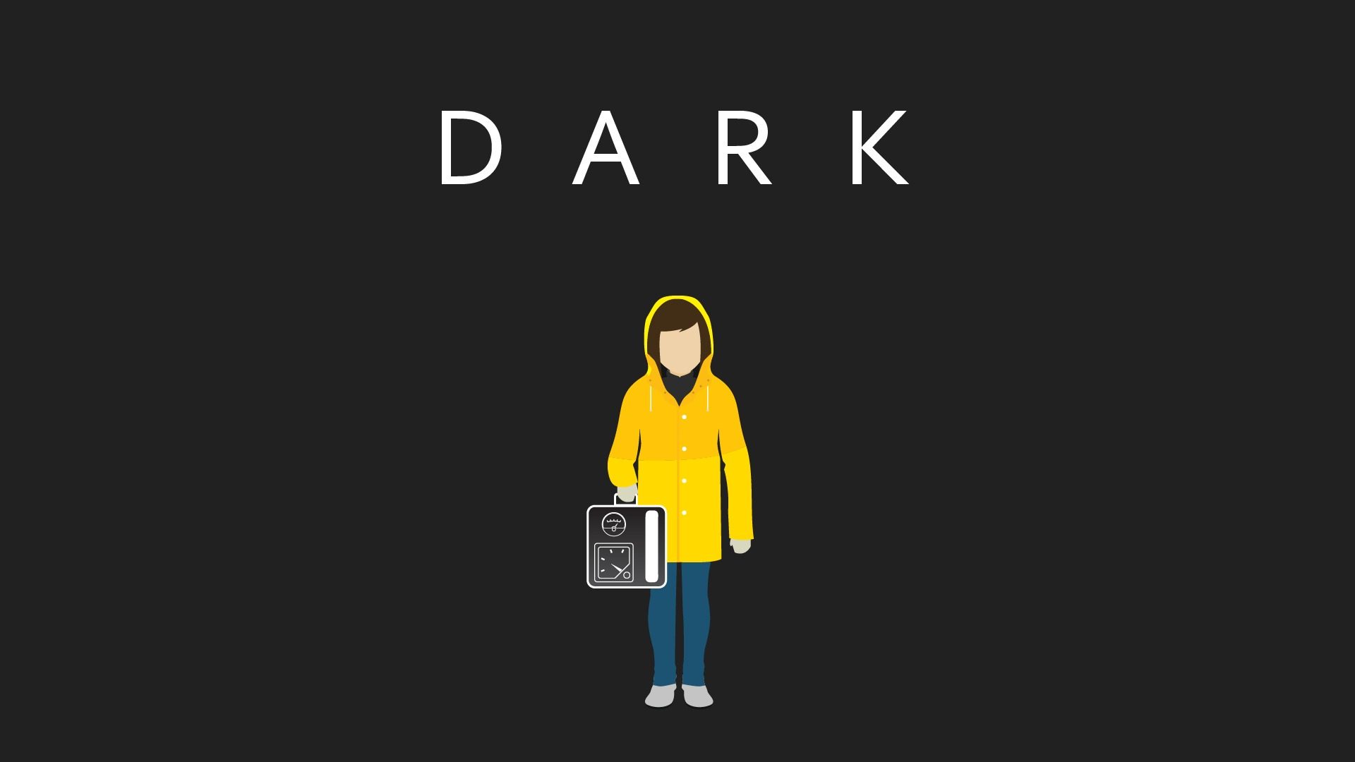 1080x1920 Dark Netflix Tv Show Minimal Poster Iphone 7 6s 6 Plus And Pixel Xl One Plus 3 3t 5 Wallpaper Hd Tv Series 4k Wallpapers Images Photos And Background