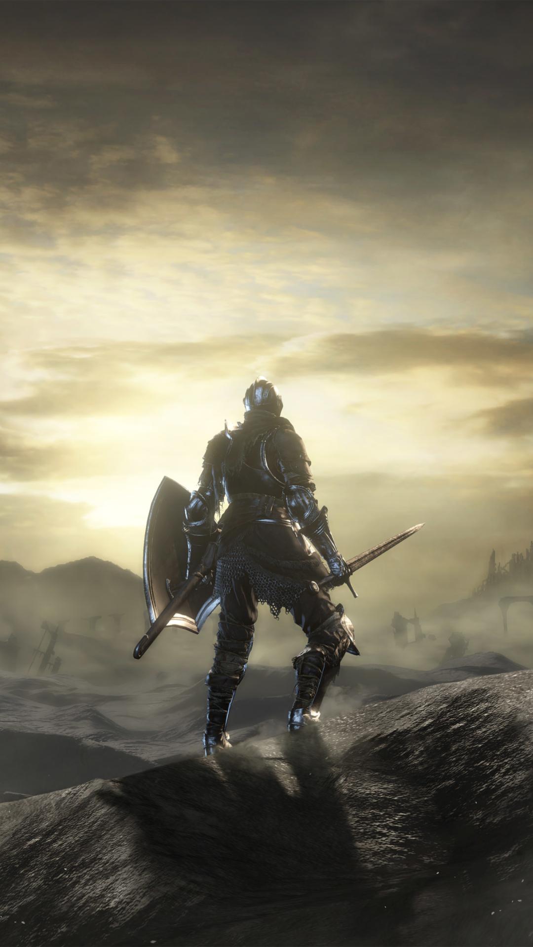 Dark Souls 3 Warrior Hd 4k Wallpaper