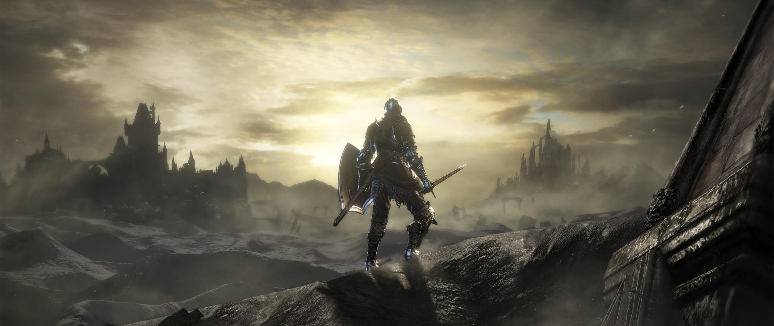 2560x1080 Dark Souls 3 Warrior 2560x1080 Resolution ...