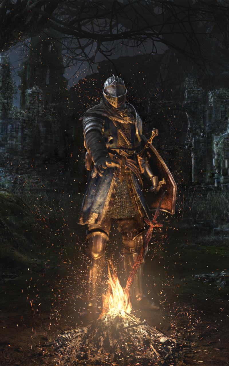 Dark Souls Remastered, HD 4K Wallpaper