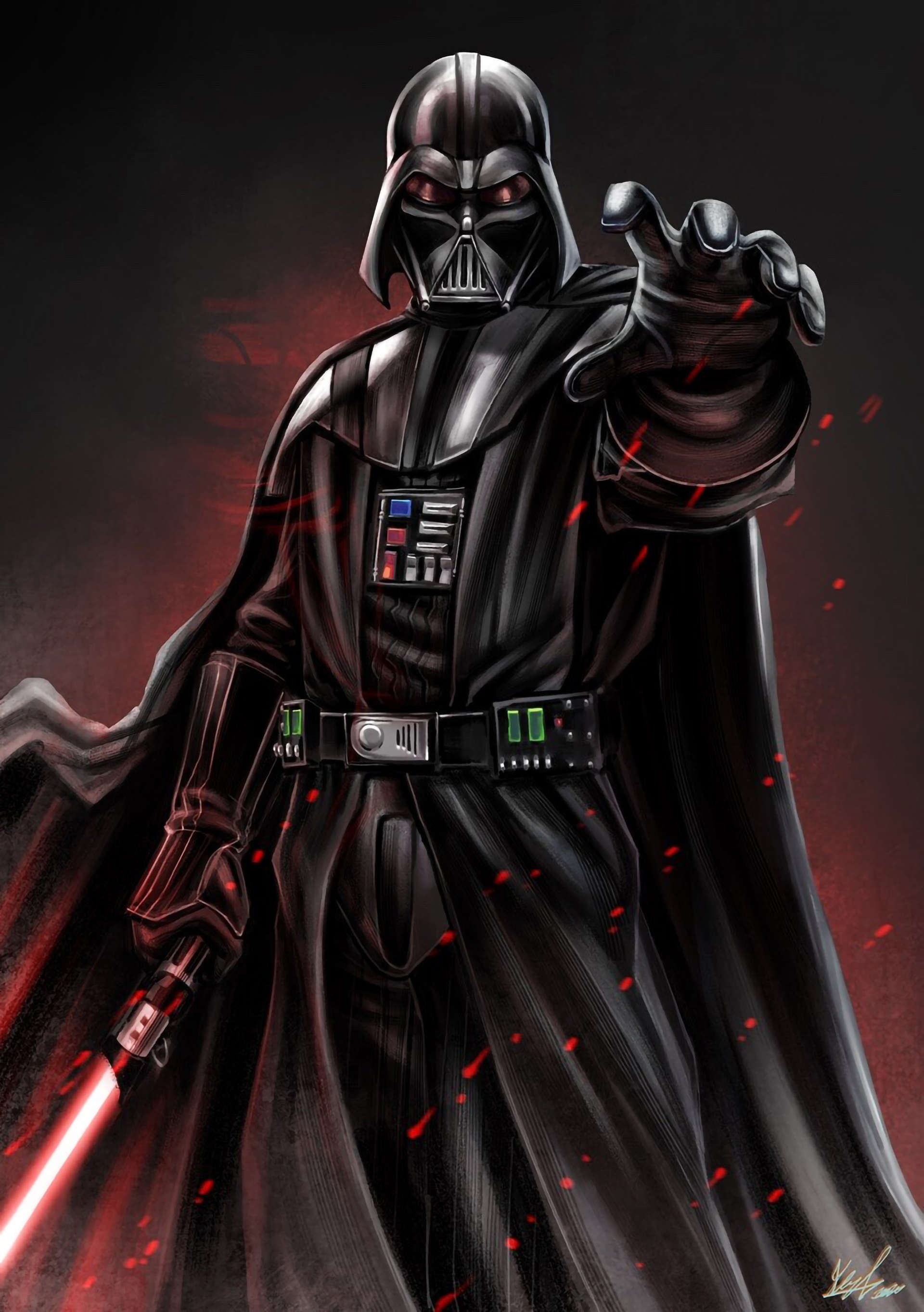 480x854 Darth Vader Star Wars 2021 Android One Mobile Wallpaper Hd Movies 4k Wallpapers Images Photos And Background