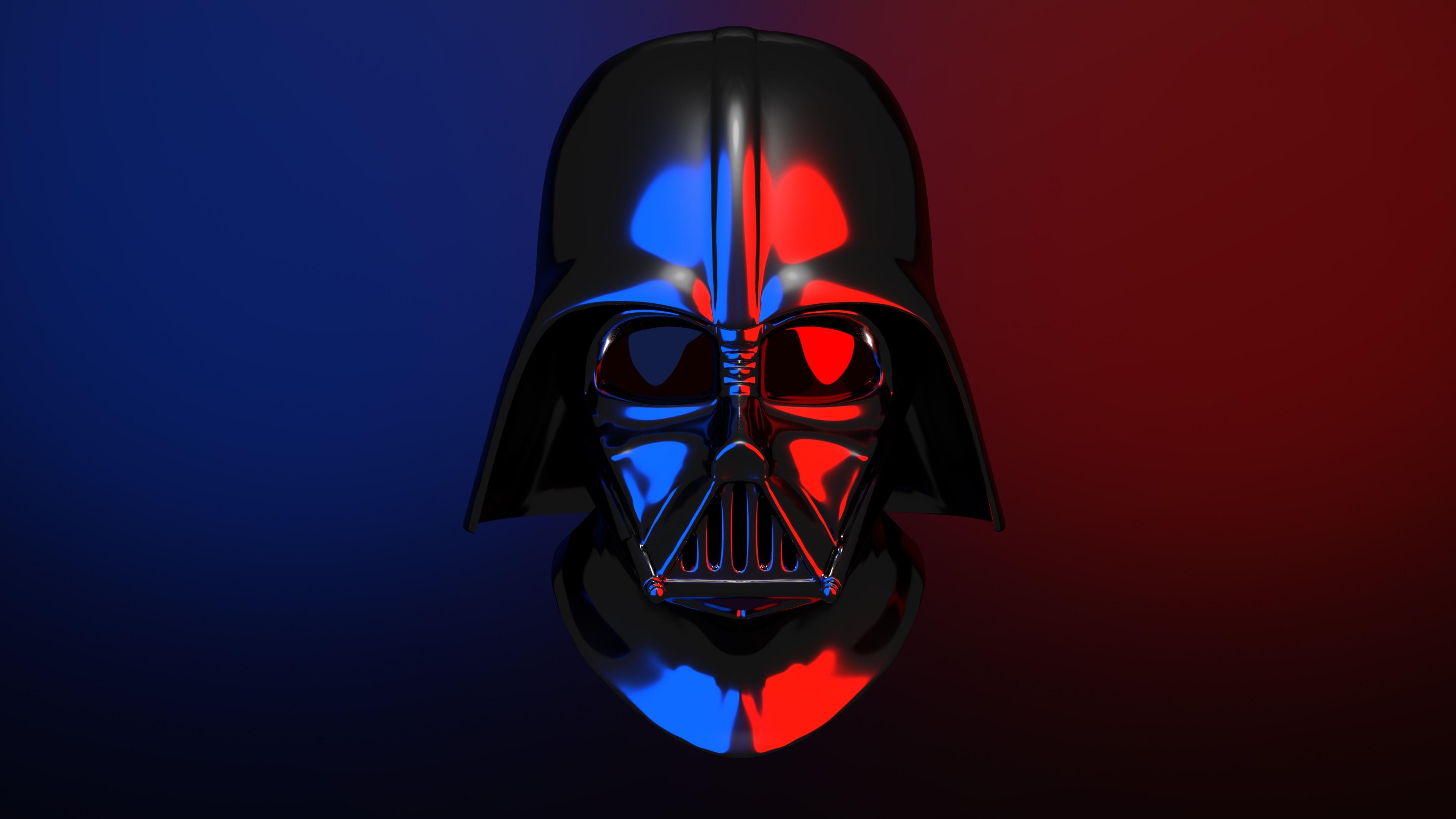3840x2160 Darth Vader Star Wars Digital Artwork 4k Wallpaper Hd