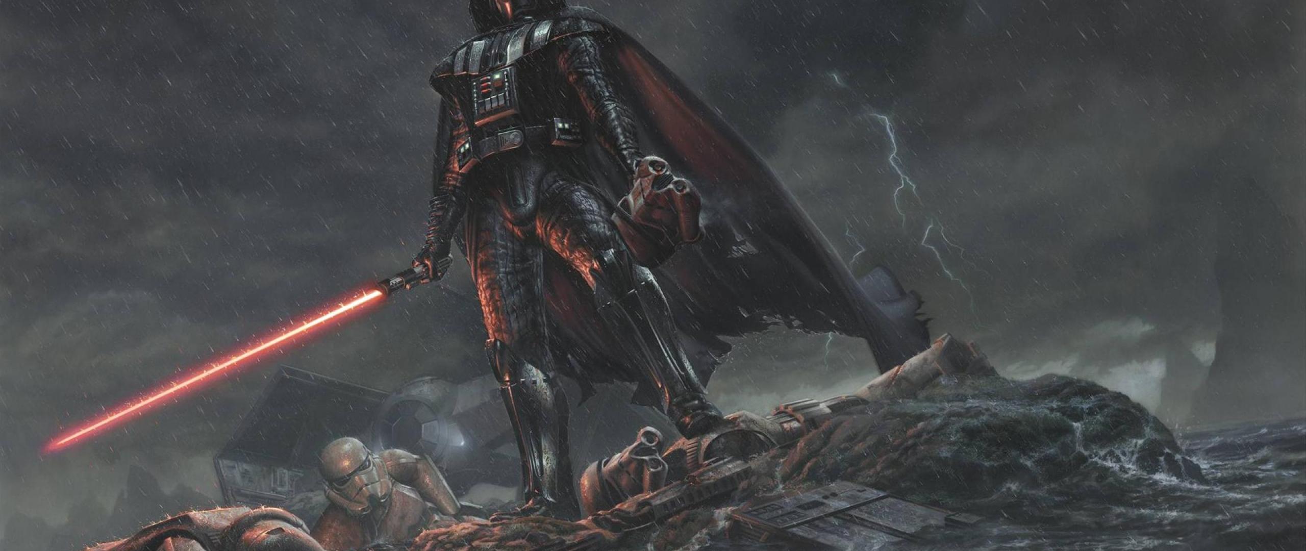 Storm Trooper Wallpaper Darth Vader