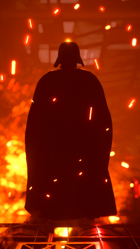 480x854 Darth Vader Android One Mobile Wallpaper Hd Movies 4k