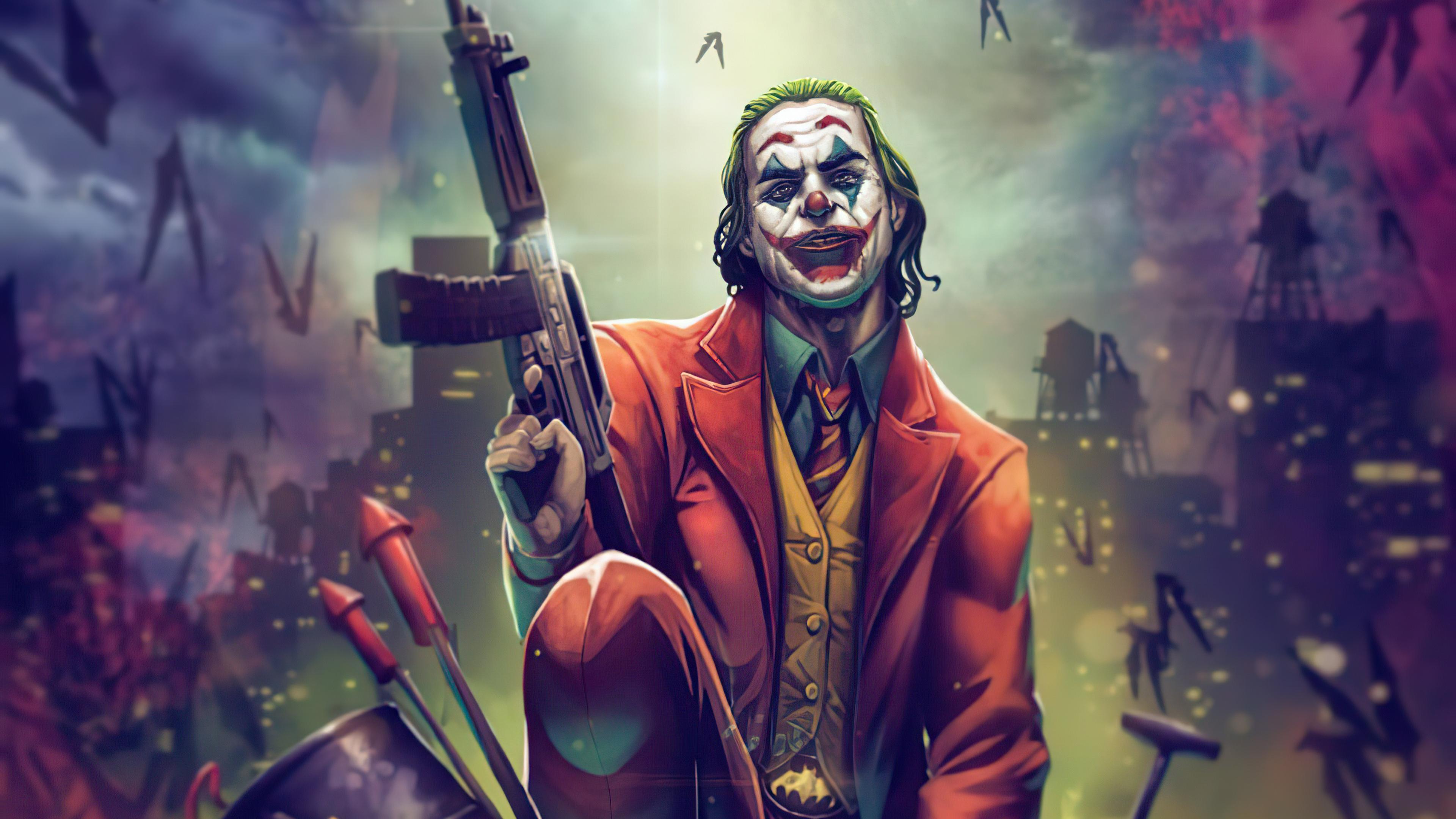 1920x1080 DC Joker Art 1080P Laptop Full HD Wallpaper, HD ...