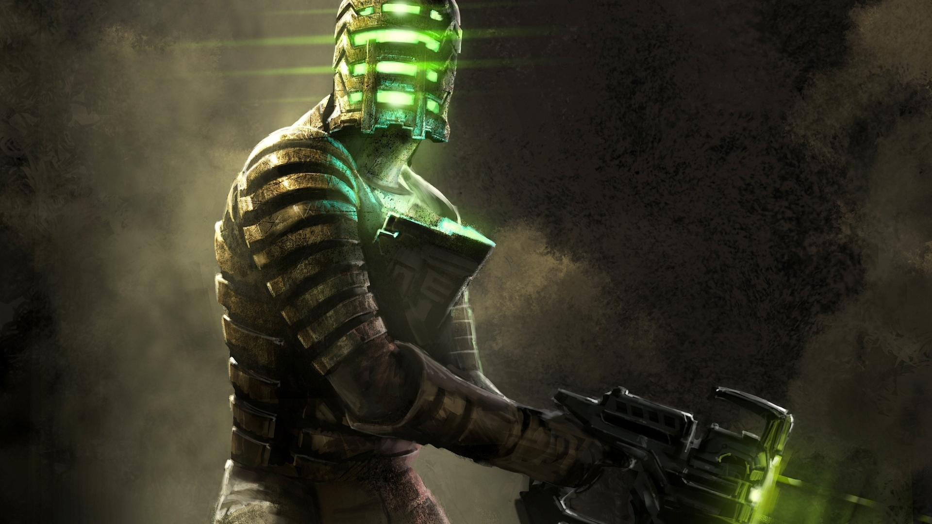 1920x1080 Dead Space 2 Art Characters 1080p Laptop Full Hd