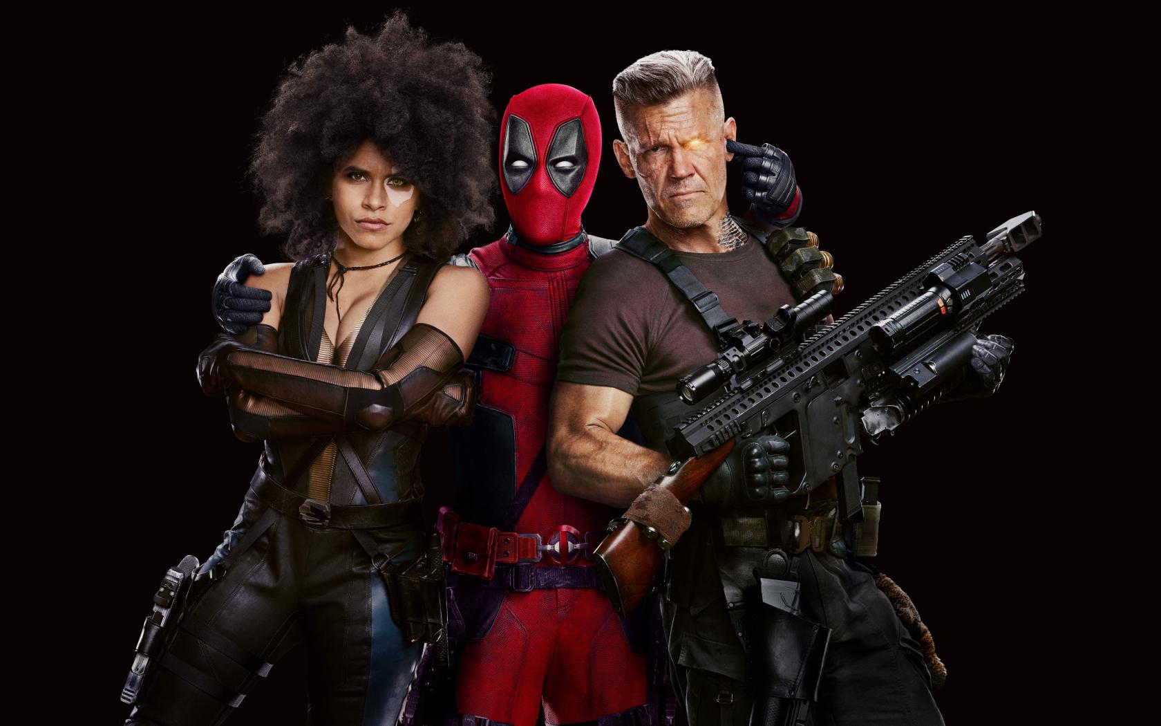 Deadpool 2 Smotret Online