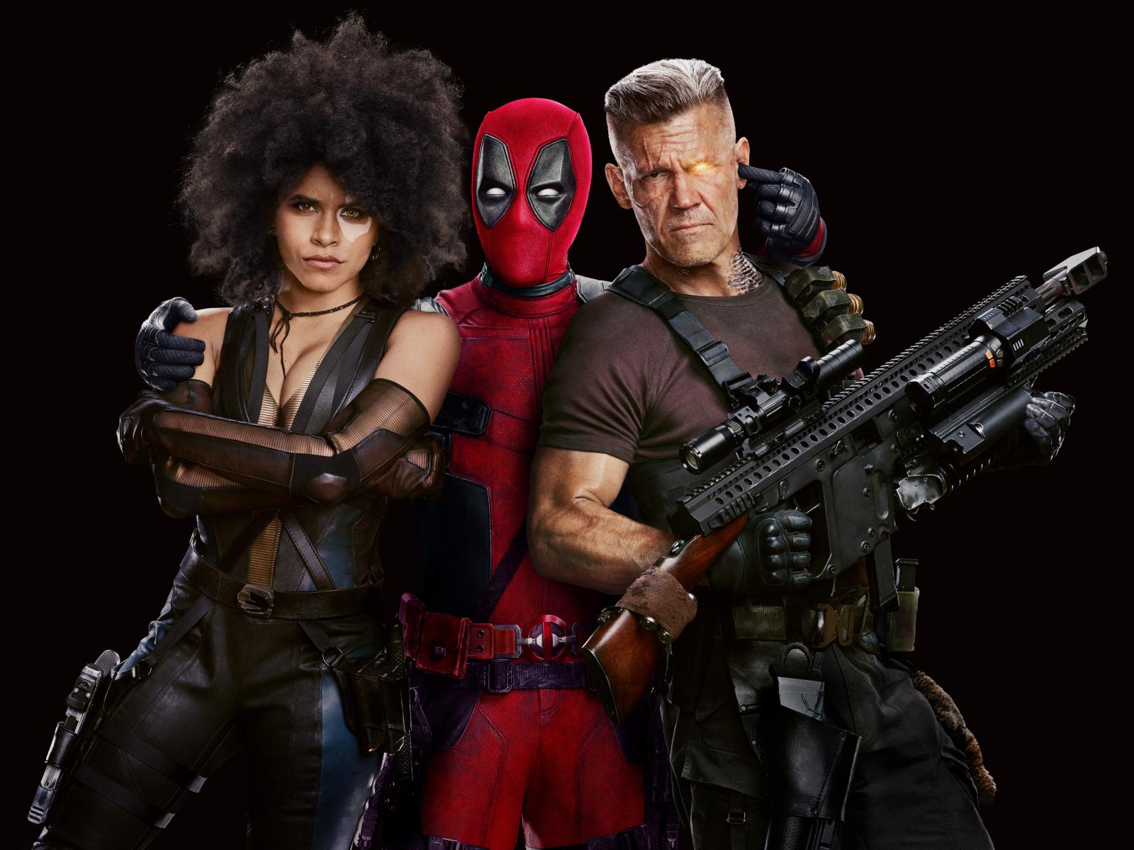 Deadpool 2 movie poster hd 8k wallpaper - Movie poster wallpaper ...