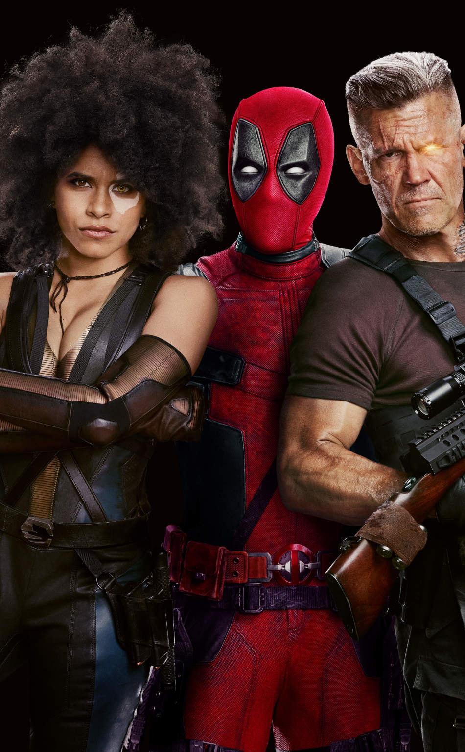 Deadpool 2 Movie Poster Hd 8k Wallpaper