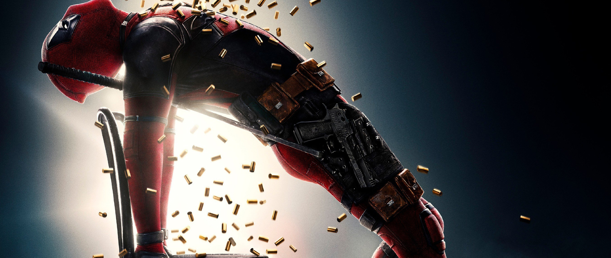 Deadpool 2 Official Poster, Full HD 2K Wallpaper