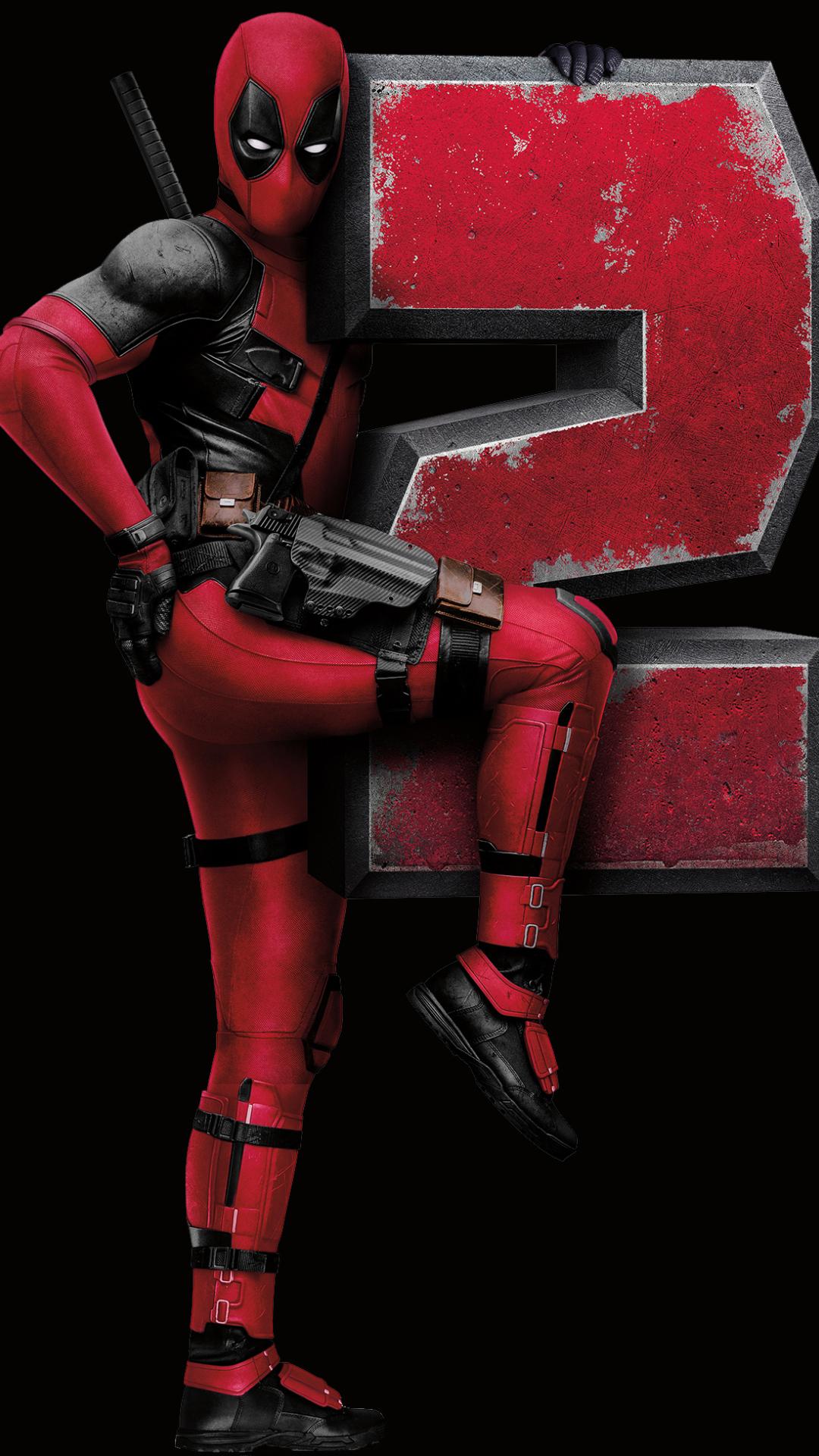 Download Deadpool 2 Ryan Reynolds Poster 1920x1080 ...