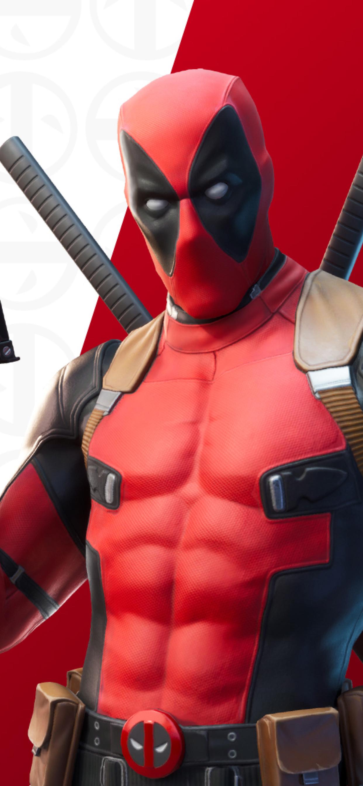 1242x2688 Deadpool Fortnite Iphone XS MAX Wallpaper, HD ...