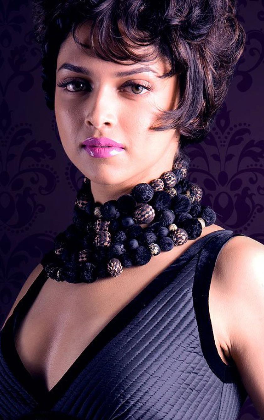 Deepika Padukone In Short Hair Photoshoot, HD Wallpaper