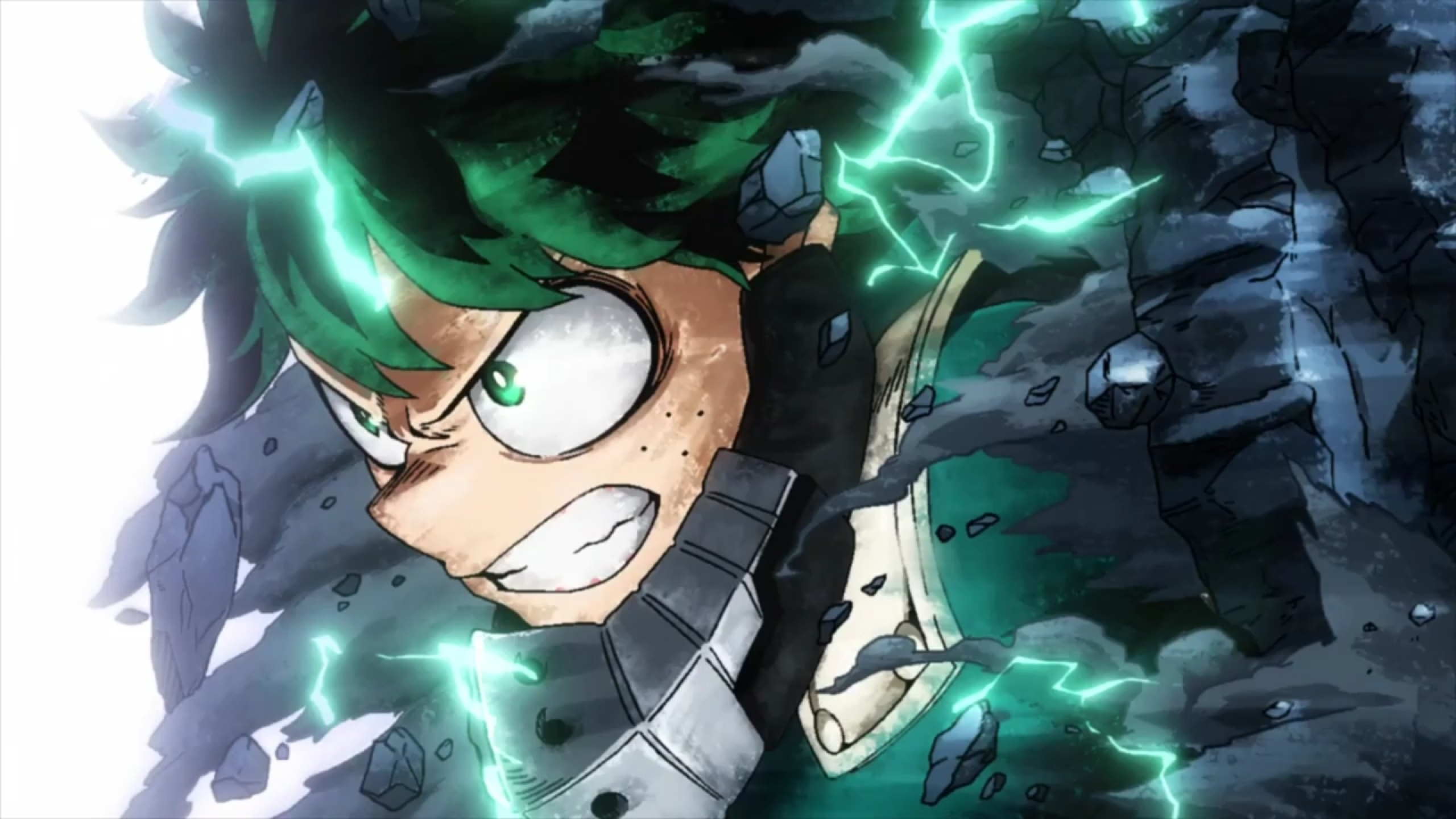 2560x1440 Deku My Hero Academia 1440p Resolution Wallpaper Hd Anime 4k Wallpapers Images Photos And Background