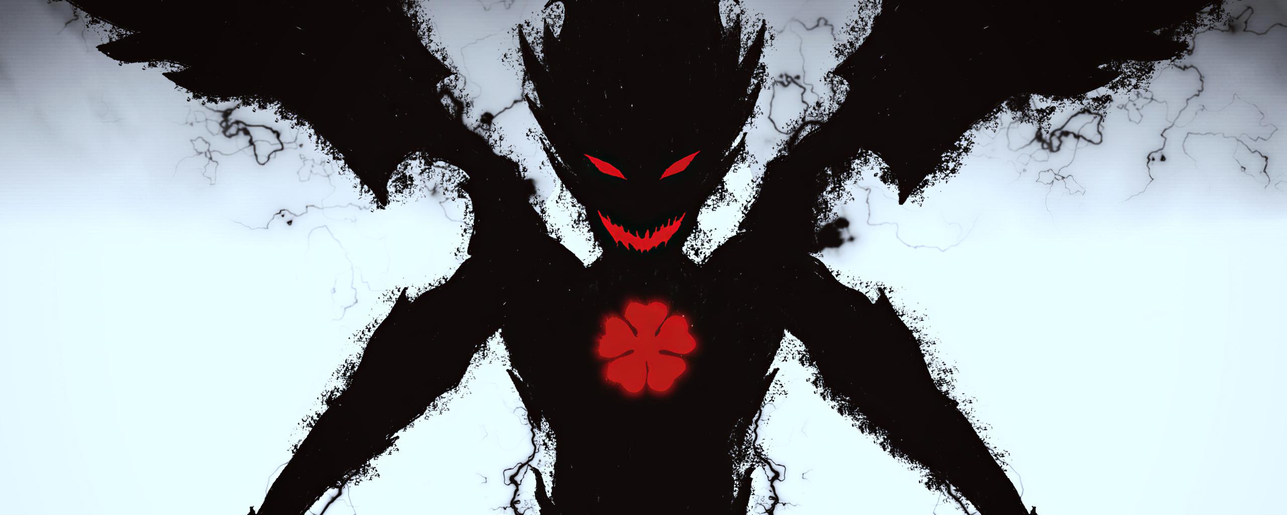 2560x1024 Demon Black Clover 2560x1024 Resolution ...