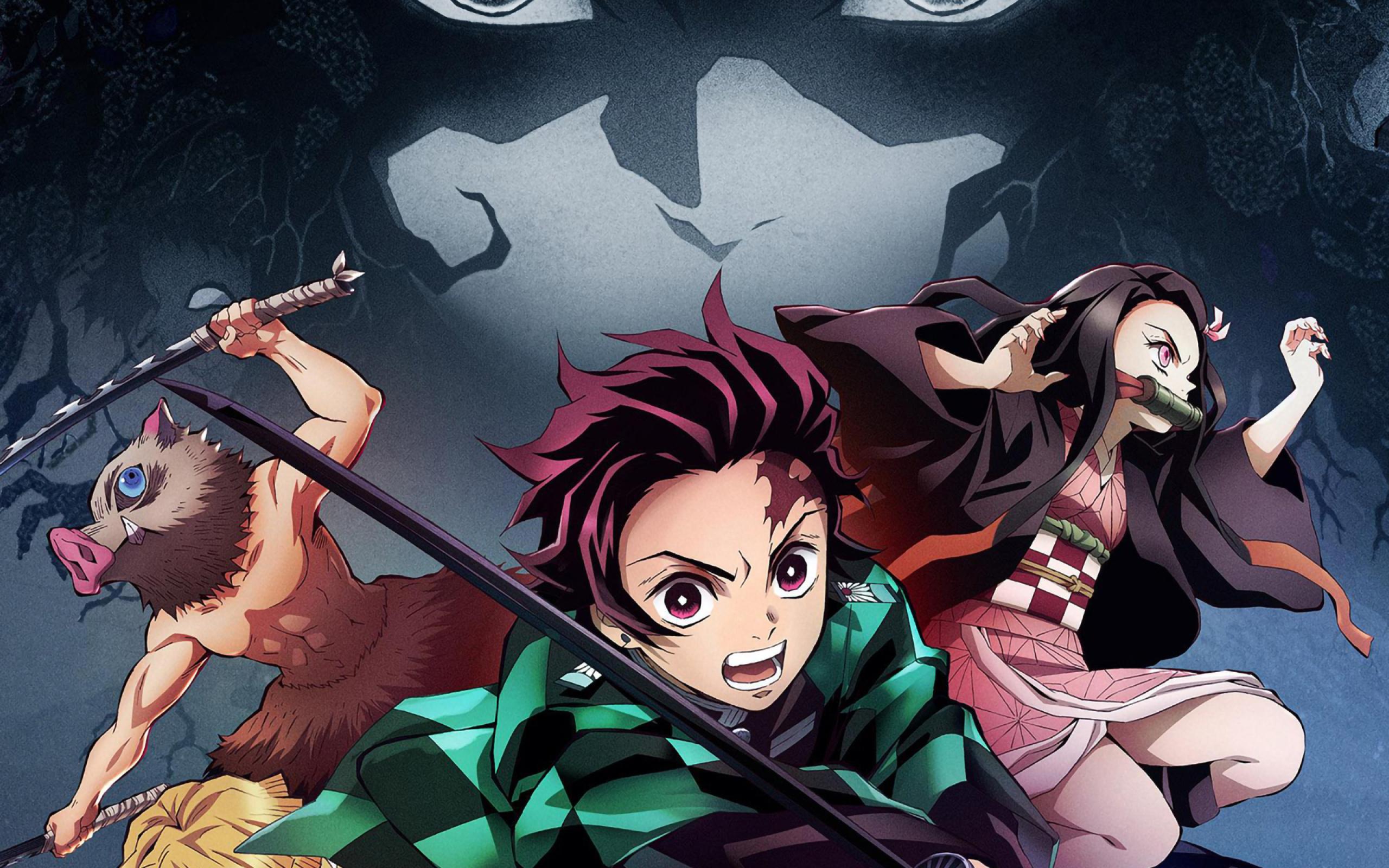 2560x1600 Demon Slayer 2560x1600 Resolution Wallpaper Hd Anime 4k