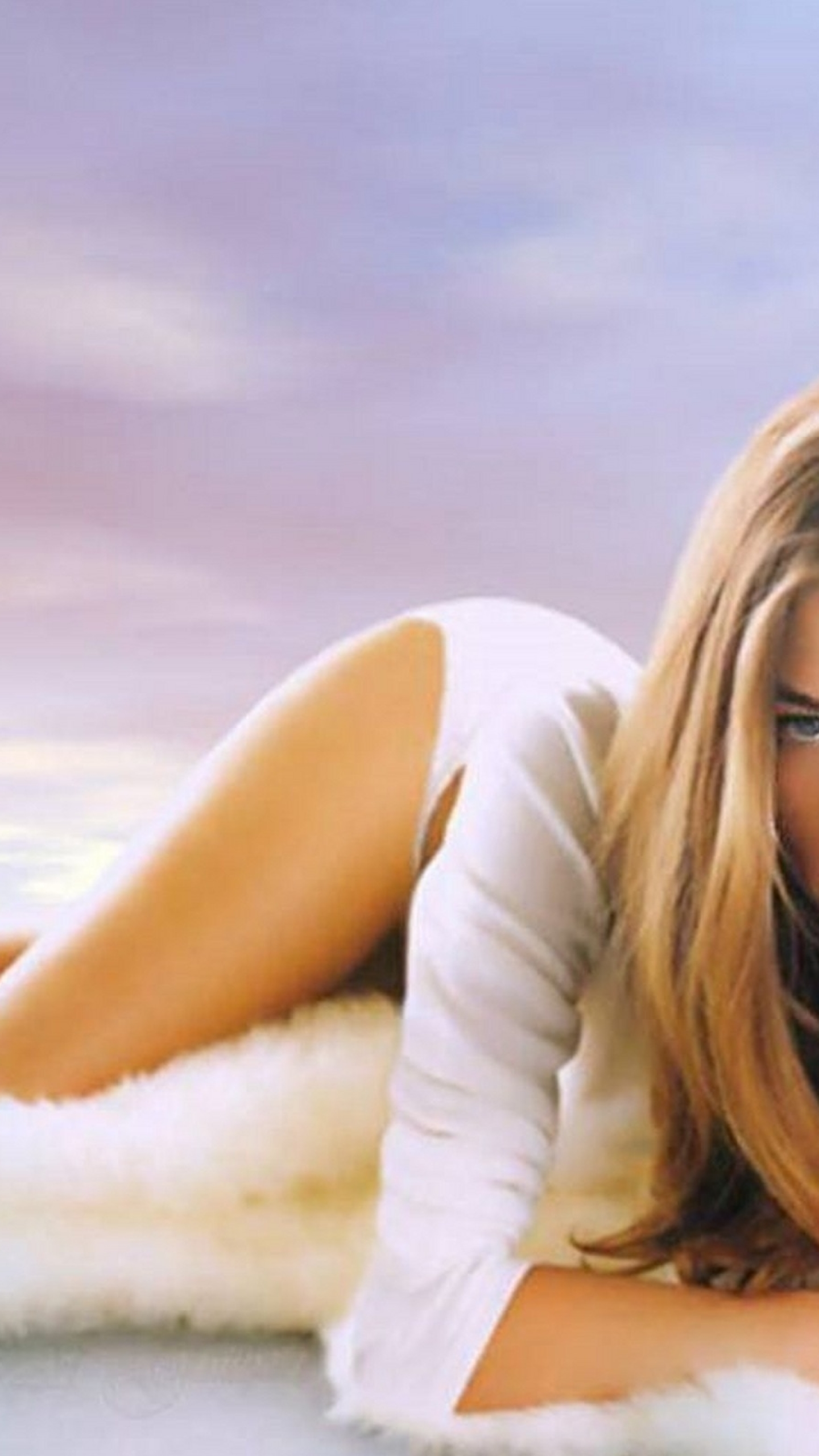 Denise Richards New Sexy Photoshoot, Full HD 2K Wallpaper