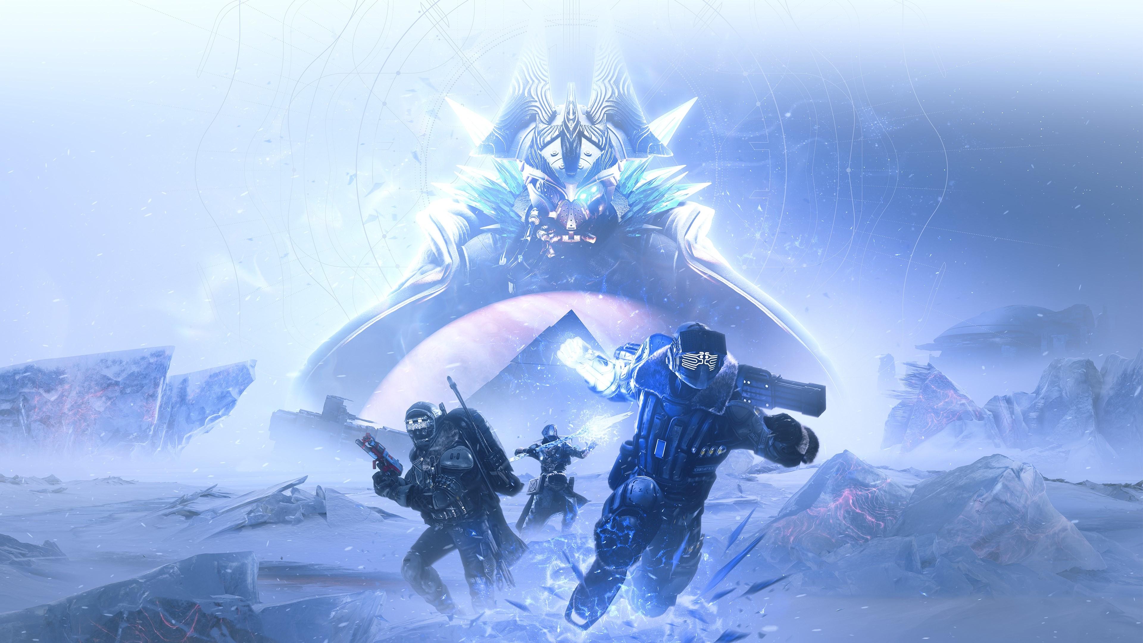Destiny 2 Beyond Light 4K Wallpaper, HD Games 4K ...