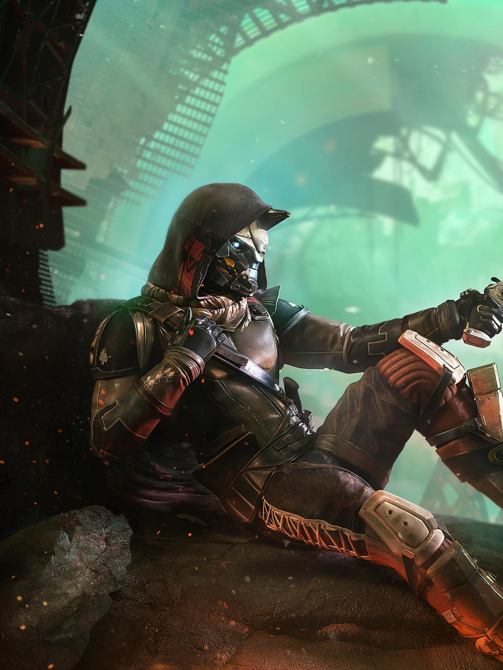 1668x2224 Destiny 2 Cayde 6 1668x2224 Resolution Wallpaper Hd Games 4k Wallpapers Images Photos And Background