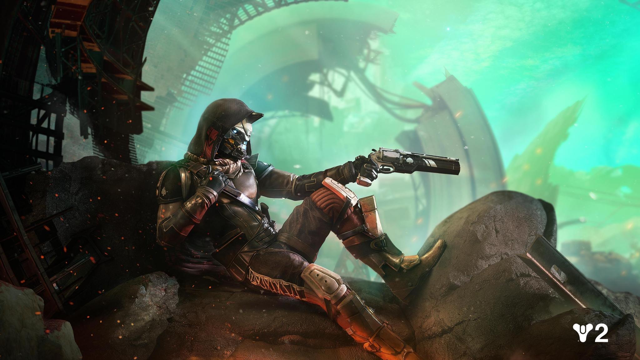 Destiny 2 Cayde 6, HD 4K Wallpaper