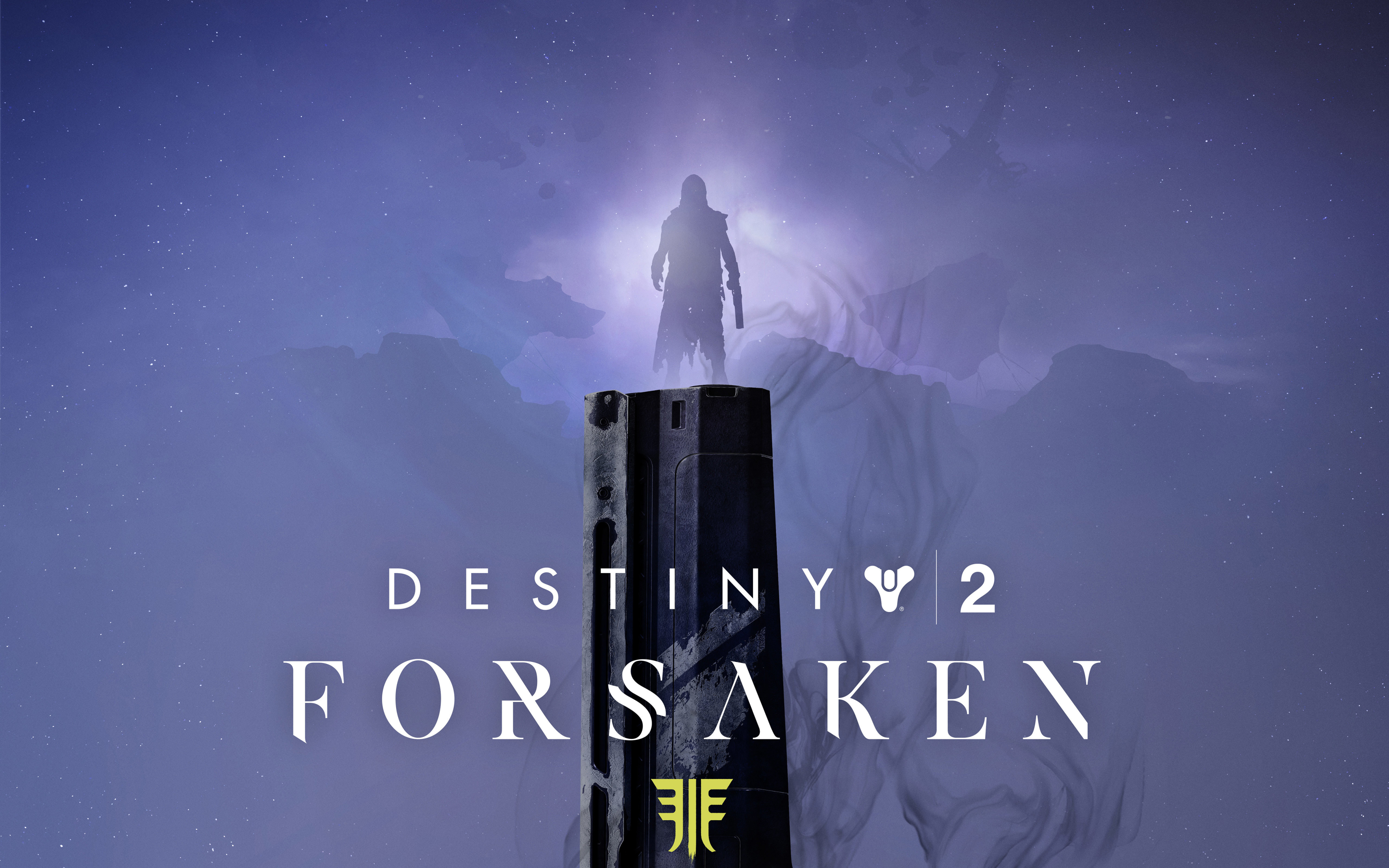 Destiny 2 Forsaken 2018, HD 4K Wallpaper